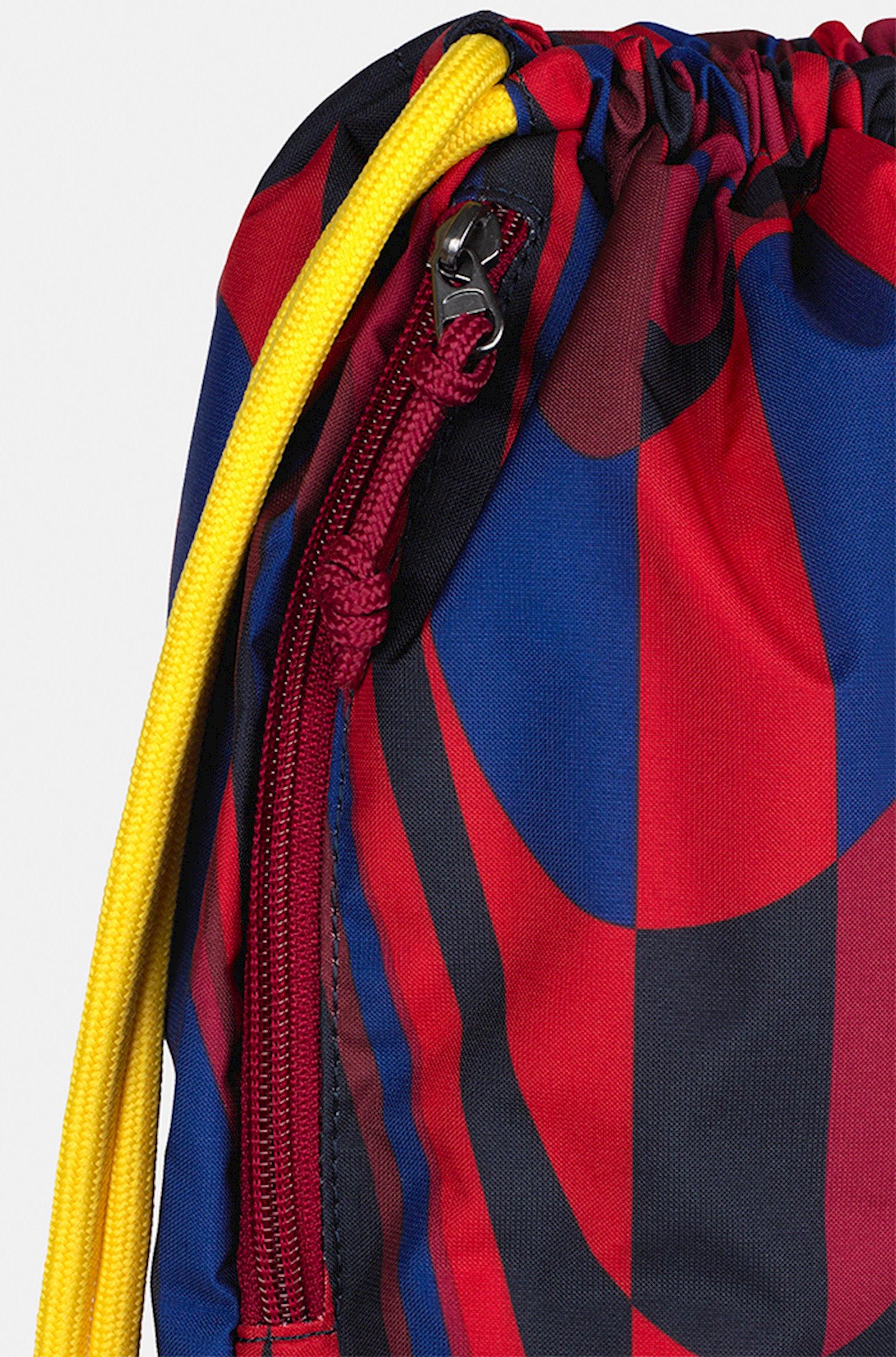 Ayaqqabı üçün torba Nike FC Barcelona Stadium, Uniseks, Poliester, Tünd-göy/qırmızı