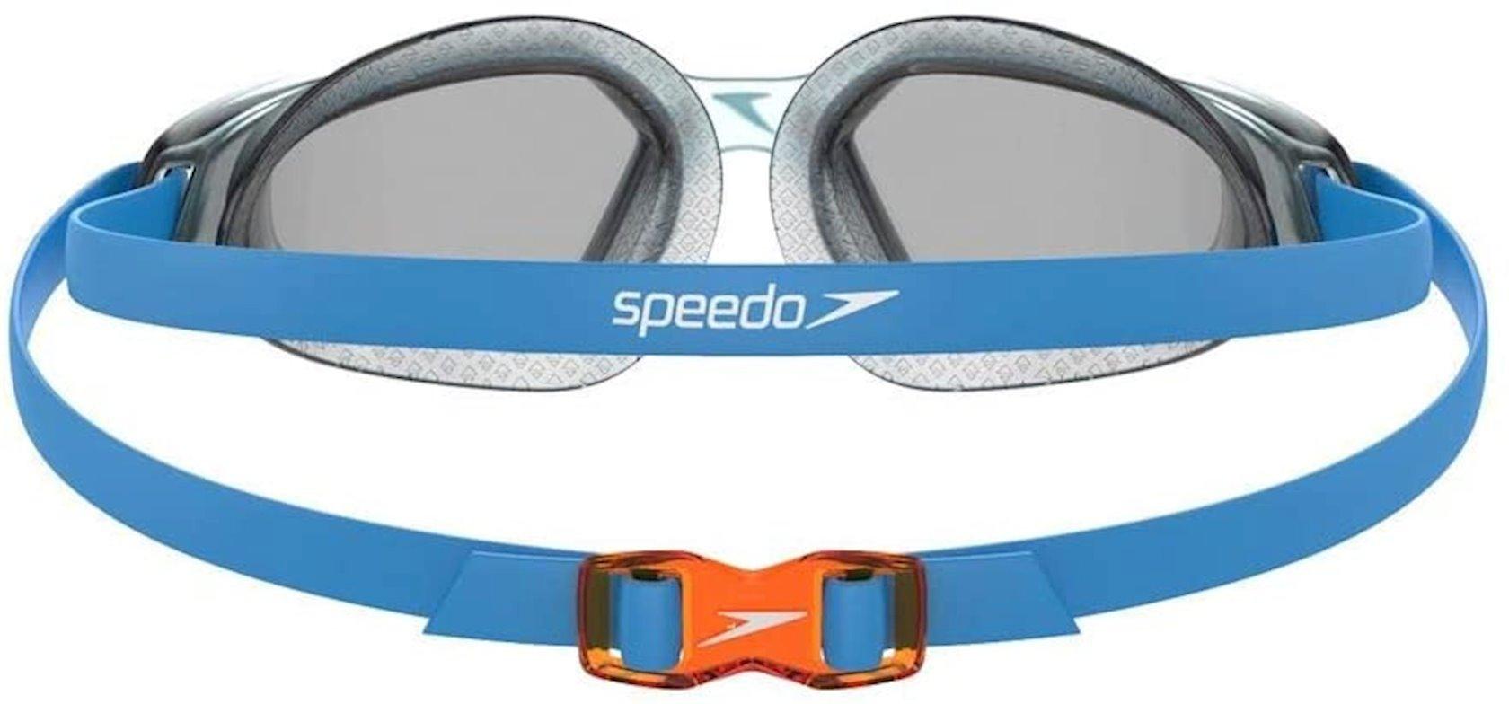 Üzgüçülük üçün eynək Speedo Hydropulse Junior Swimming Goggles, uşaqlar üçün, göy