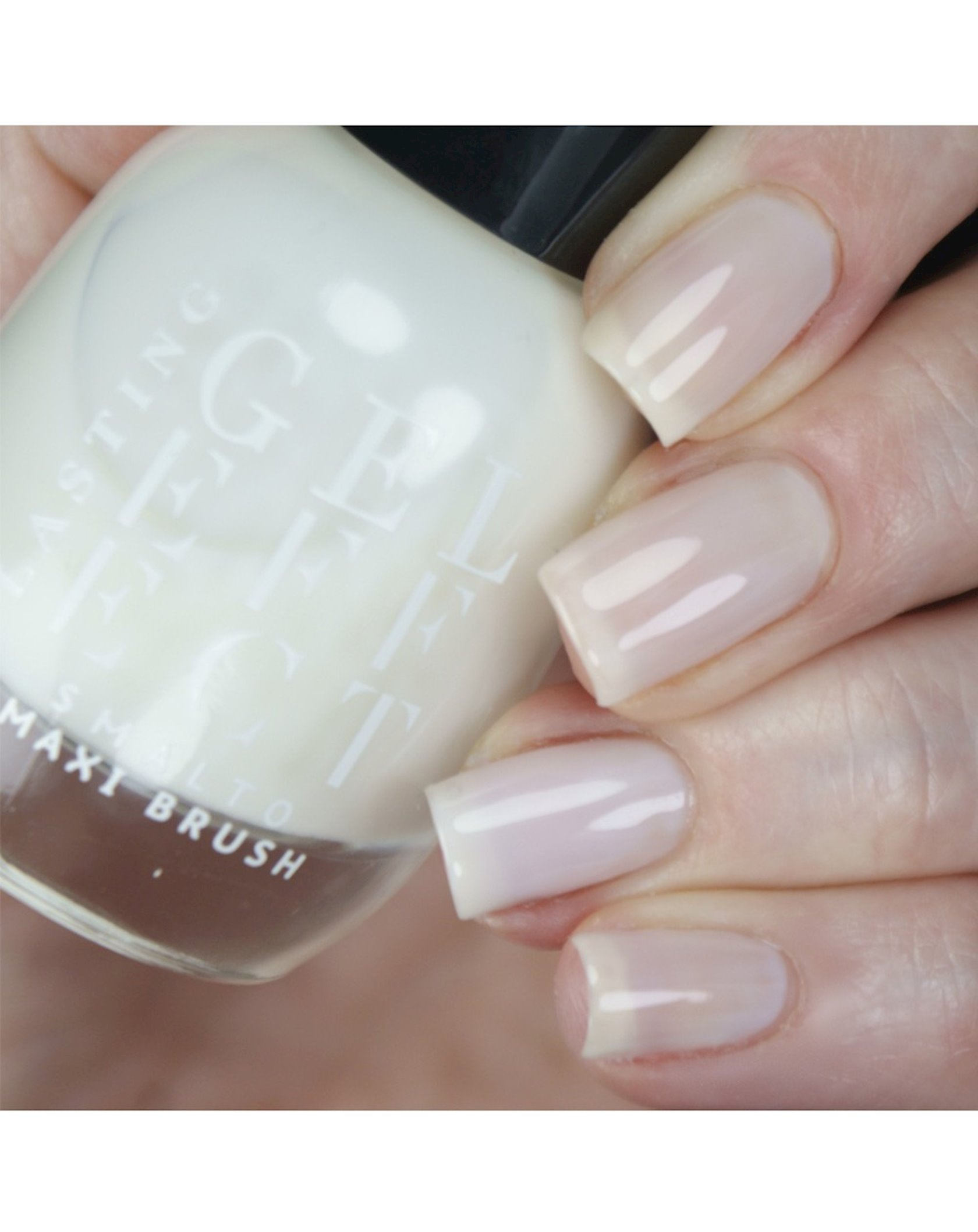 Gel-lak dırnaq üçün Astra Lasting Gel Effect 061 Vanilla Delight