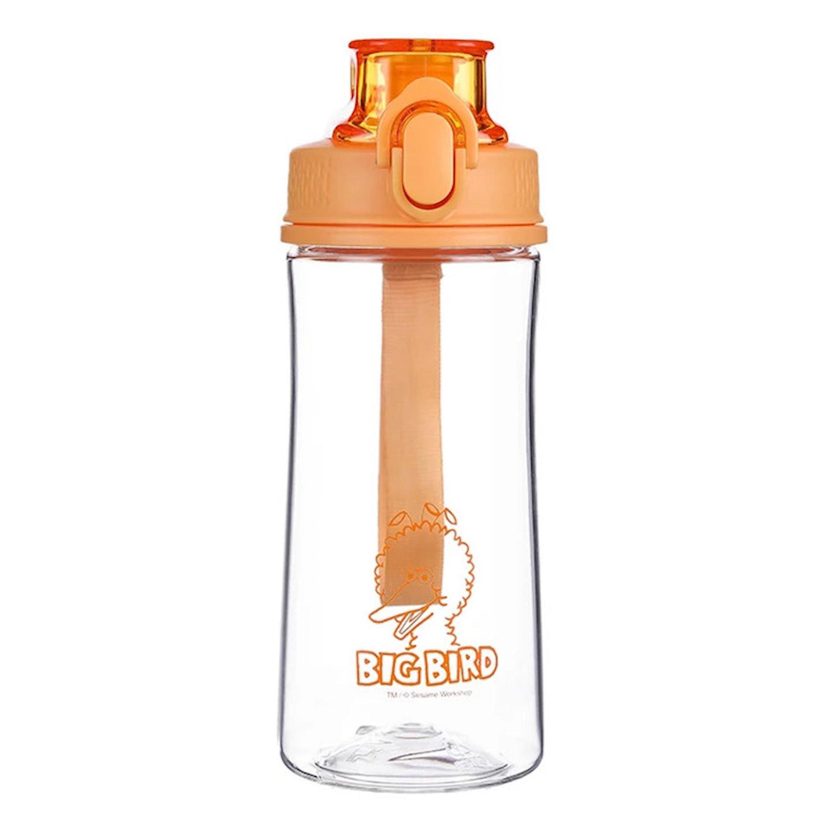 Butulka Miniso Sports Tritan Cup, 450 ml, sarı, 19 sm