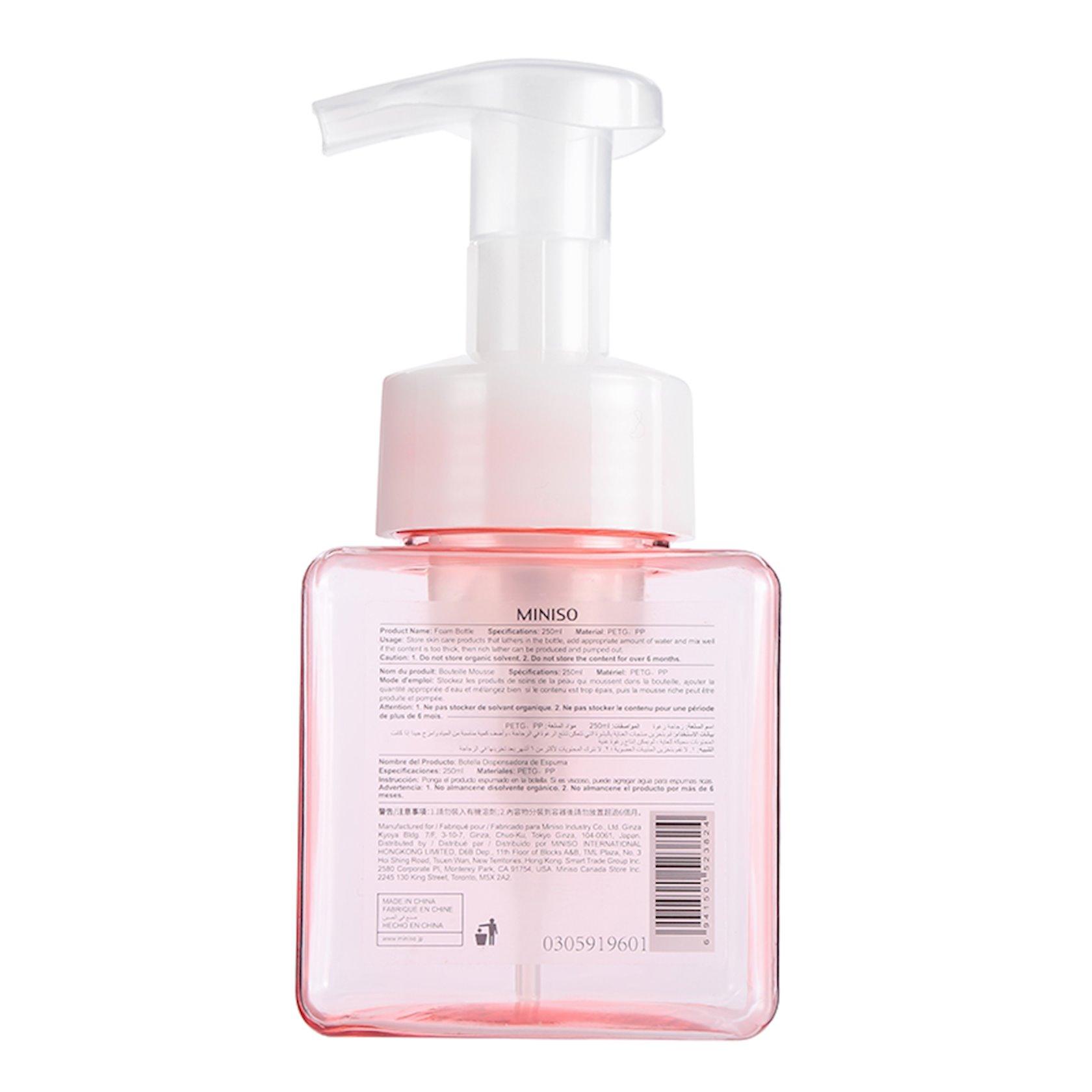 Köpük butulkası Miniso Foam Bottle 250 ml