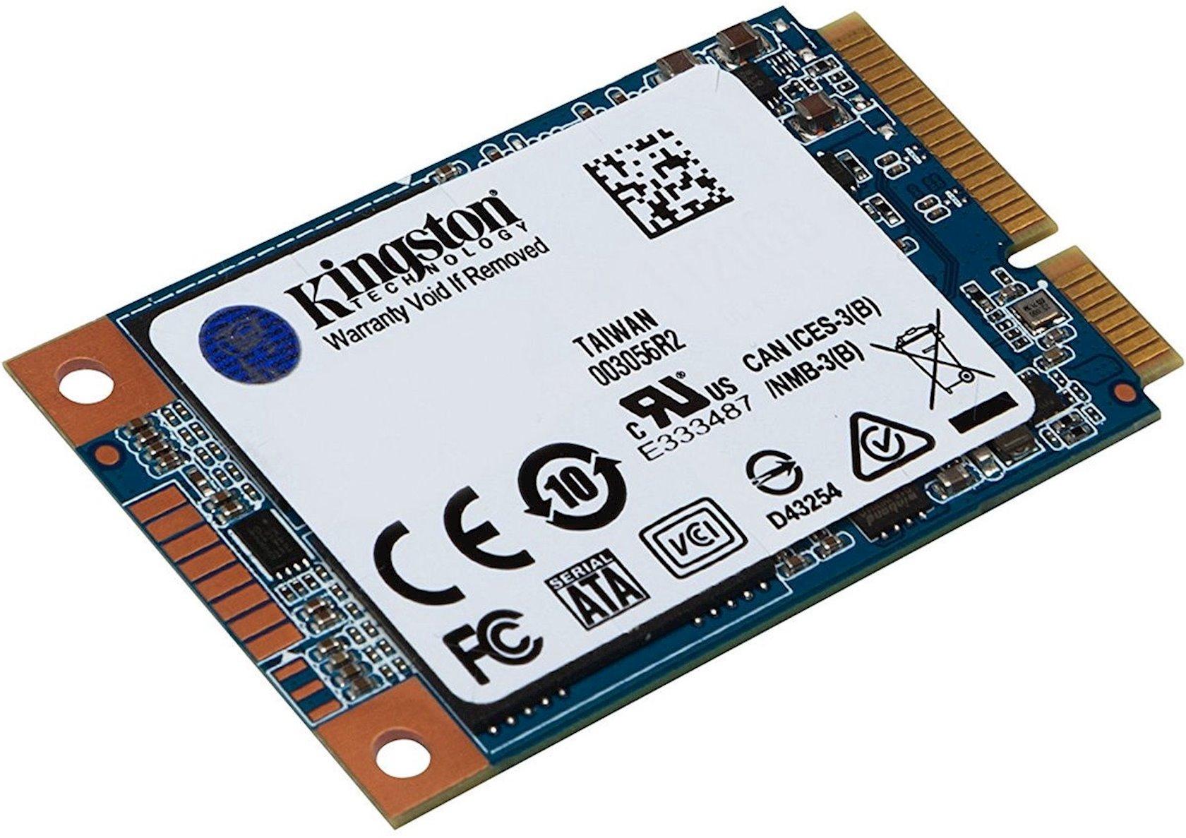 Disk SSD Kingston 480GB SSDNow UV500 mSATA