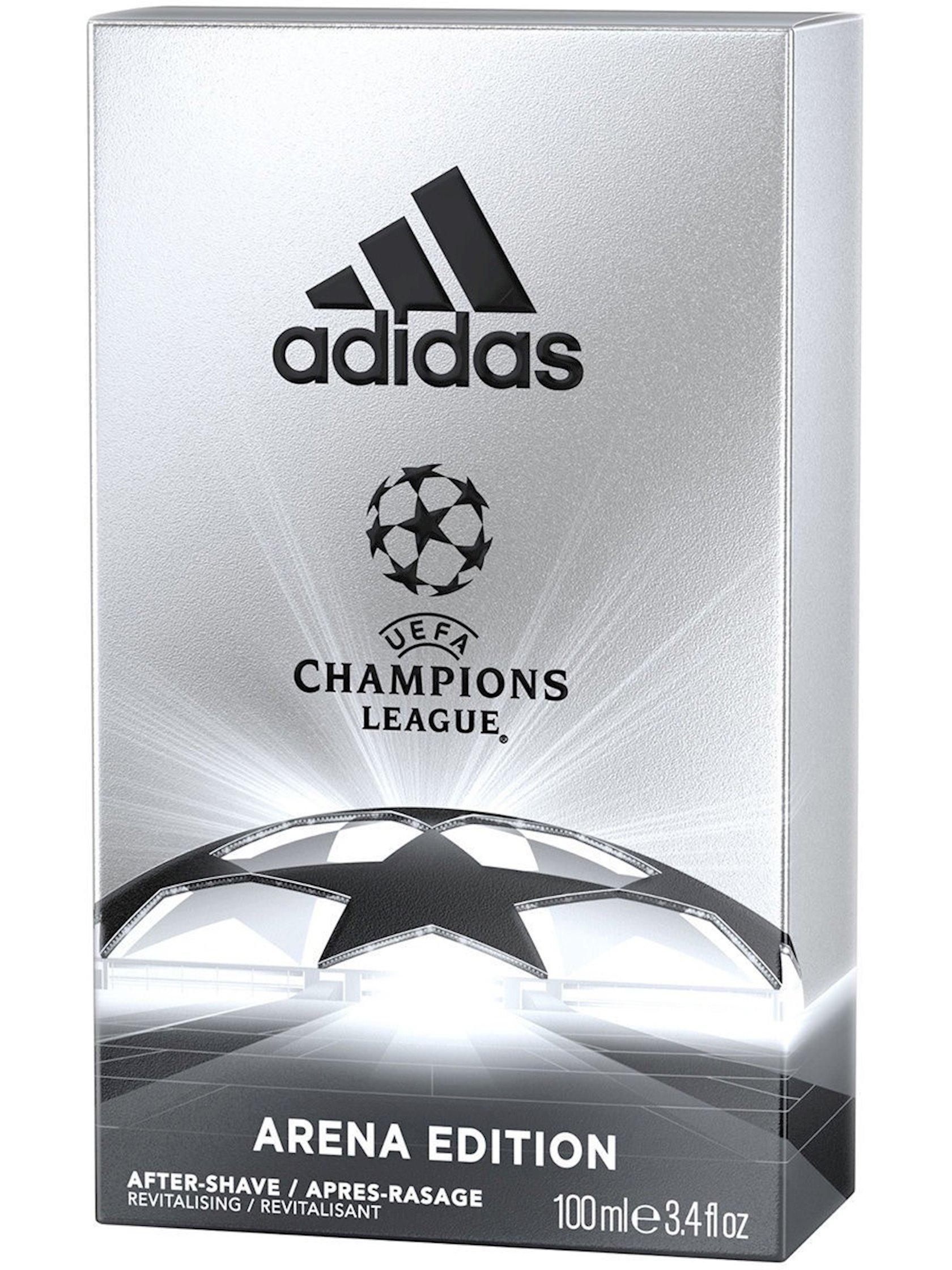 Təraşdan sonra losyon Adidas UEFA Çempionlar Liqası Arena Edition AS