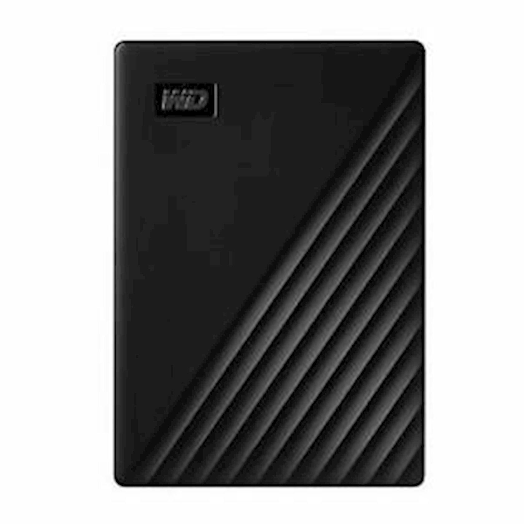 Xarici sərt disk WD My Passport 2 TB 2.5 Black