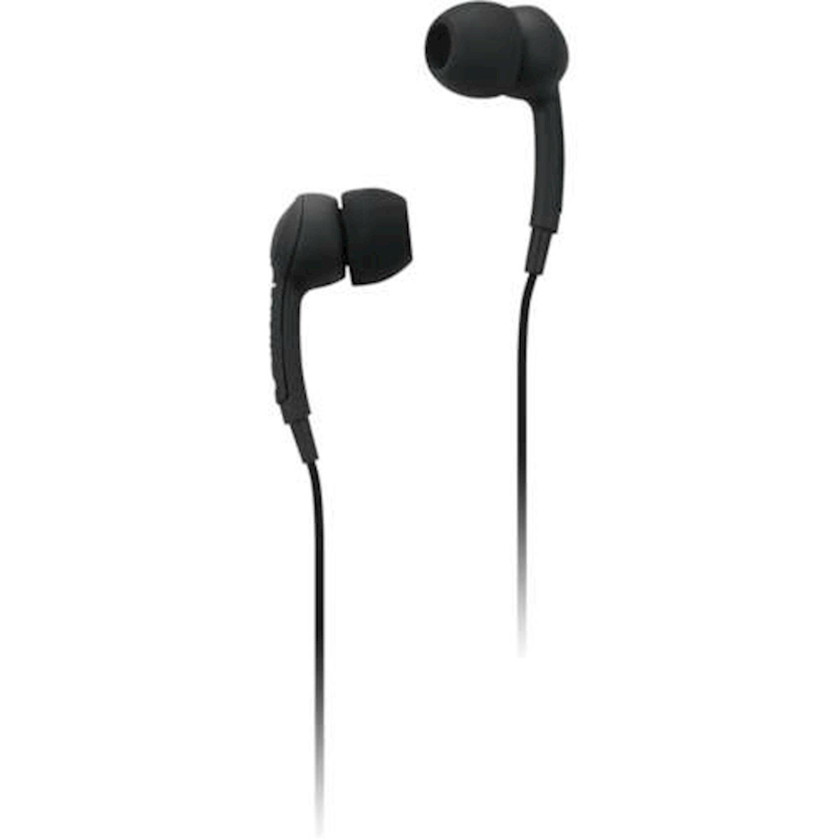 Simli qulaqlıqlar Lenovo 100 In-Ear Headphone (Black)