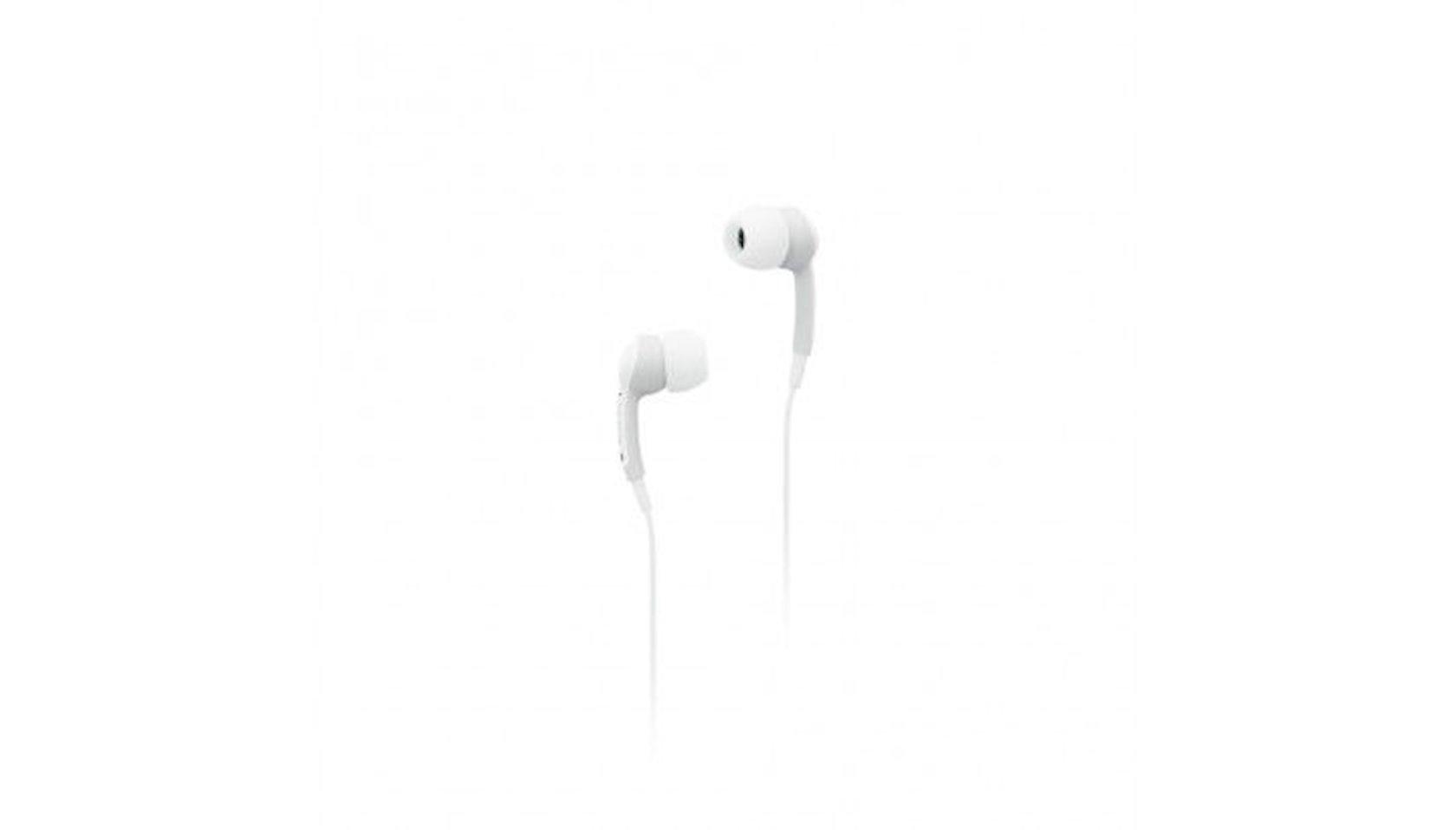 Simli qulaqlıqlar Lenovo 100 In-Ear Headphone (White)