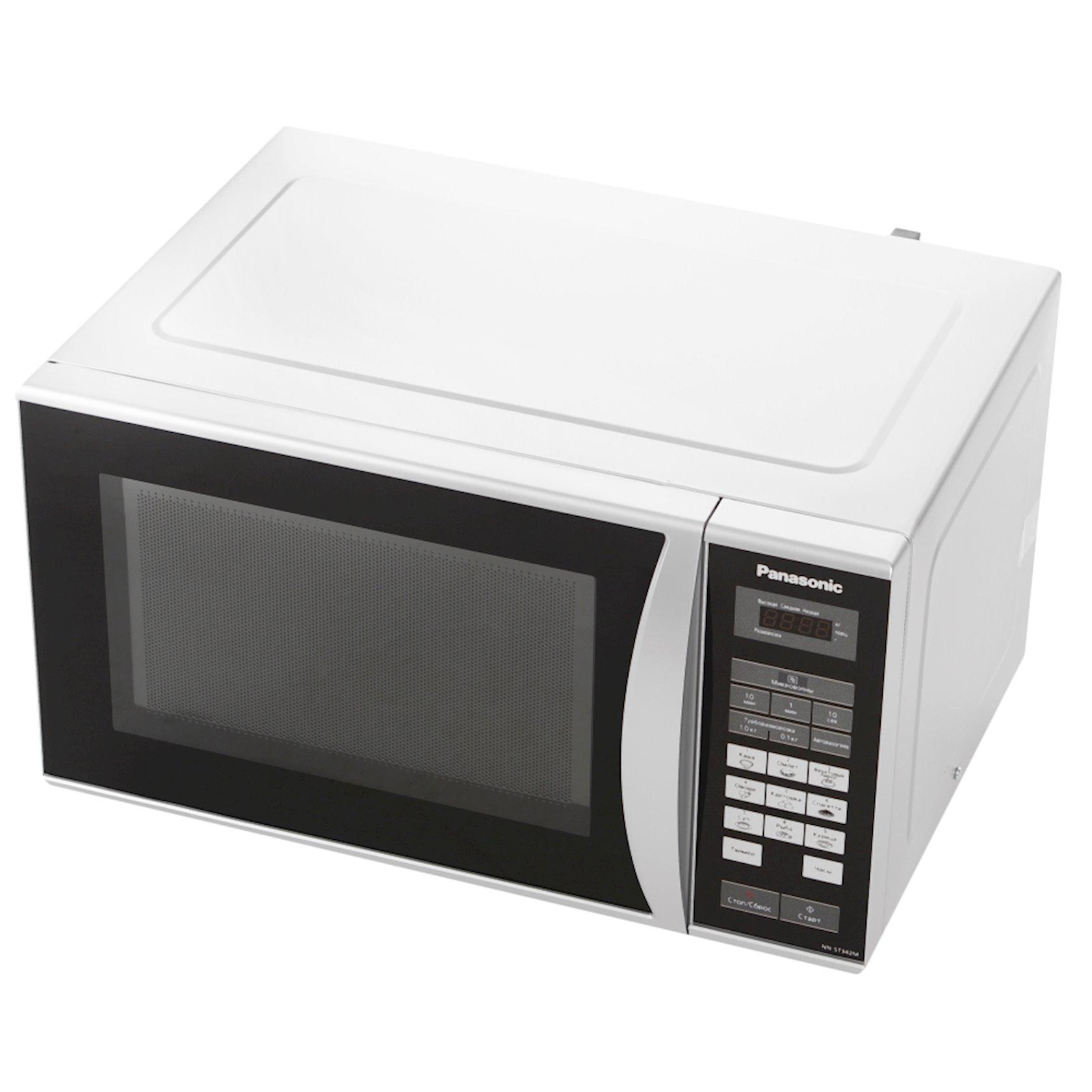 Микроволновая печь Panasonic NN-ST342MZPE 800W, чёрный