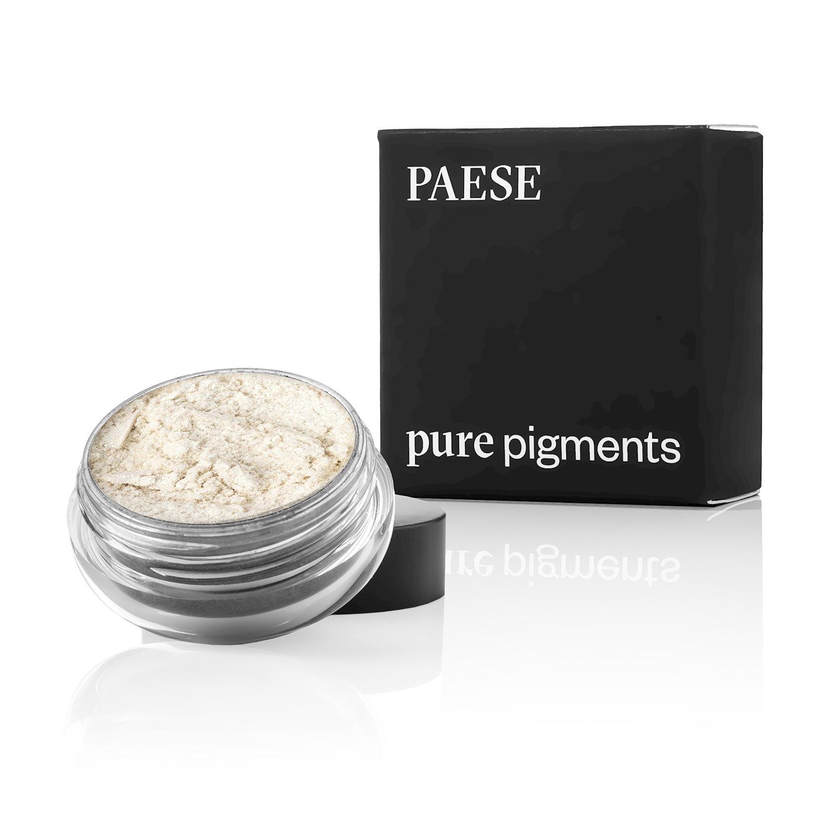 Göz kölgəsi Paese Pure Pigments Frozen Sun 02, 1 q
