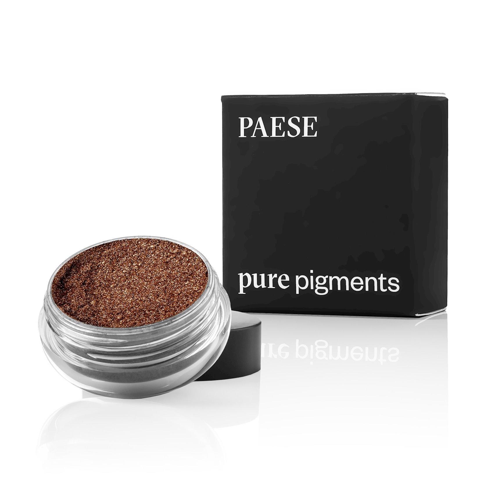 Göz kölgəsi Paese Pure Pigments Light Gold 03, 1 q