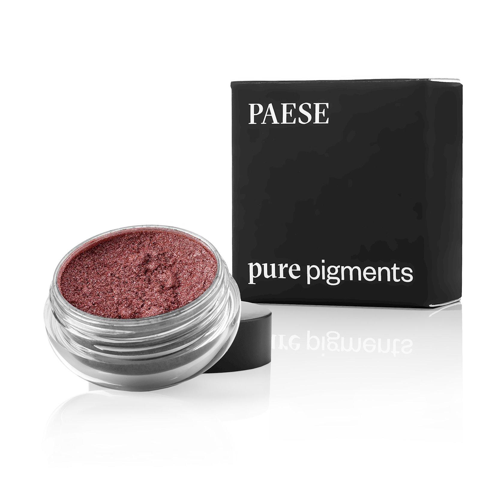 Göz kölgəsi Paese Pure Pigments Pearly Peach 09, 1 q