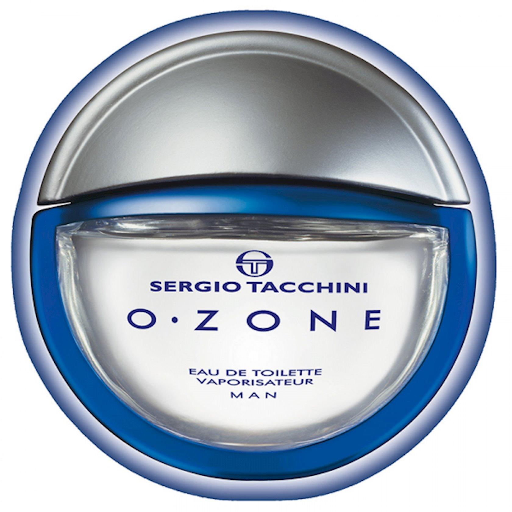 Tualet suyu kişilər üçün Sergio Tacchini O-Zone Man, 50 ml