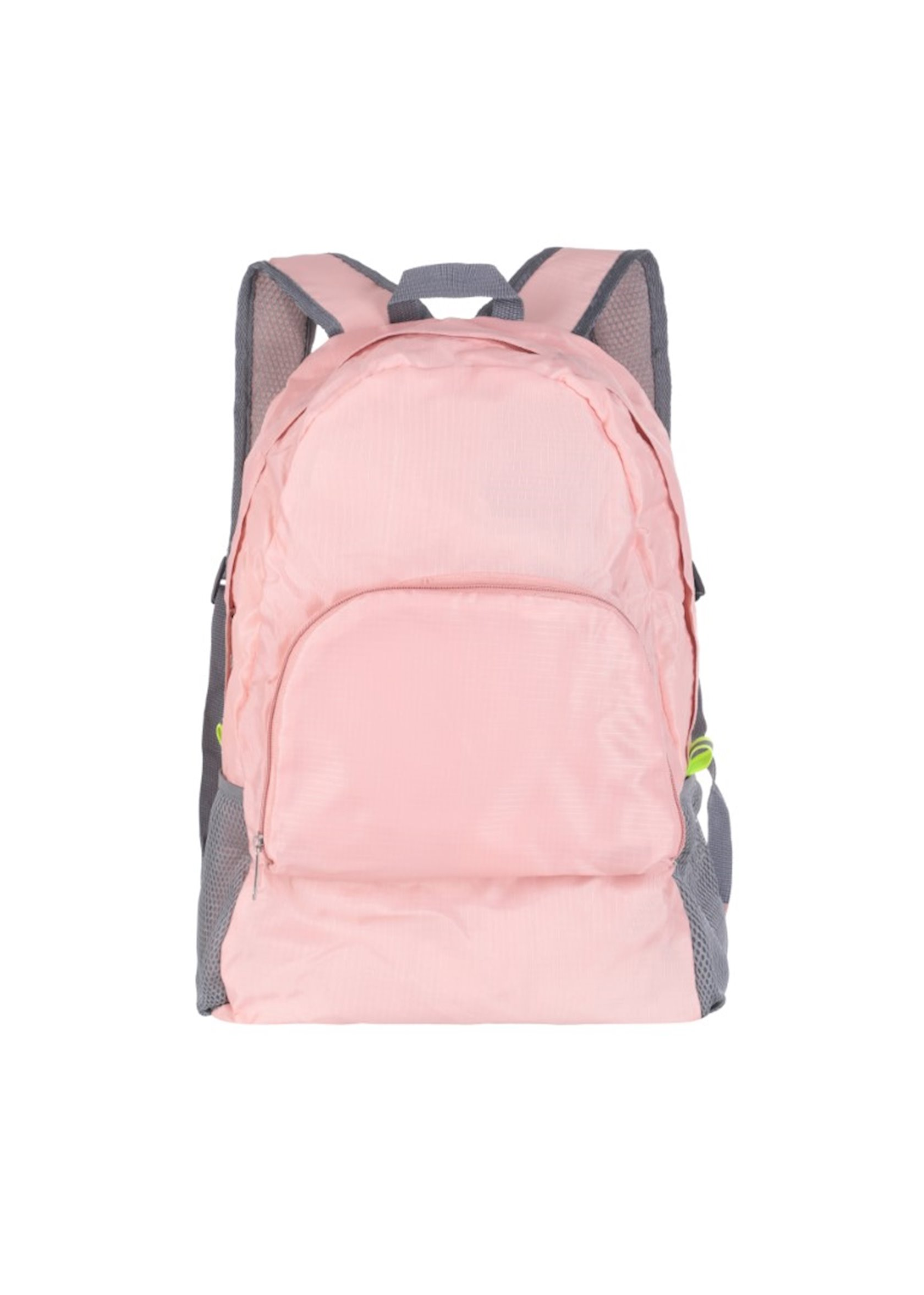 Qatlanan yol bel çantası Miniso Foldable Travel Backpack (Pink)