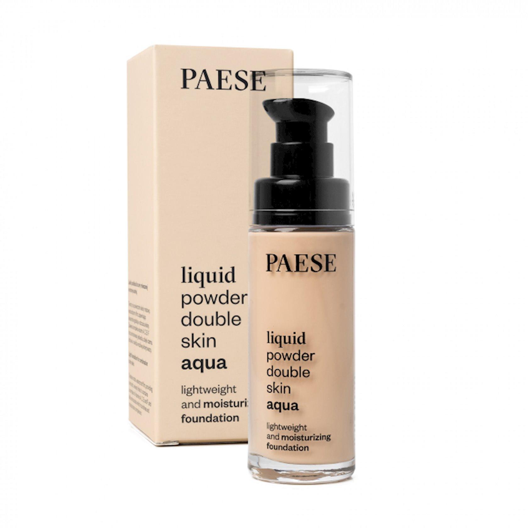 Tonal krem Paese Liquid Powder Double Skin Aqua №20A 30 ml