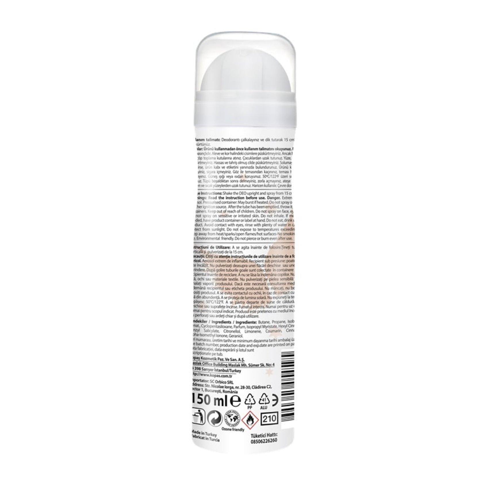 Dezodorant XO Olivia qadınlar üçün 150 ml