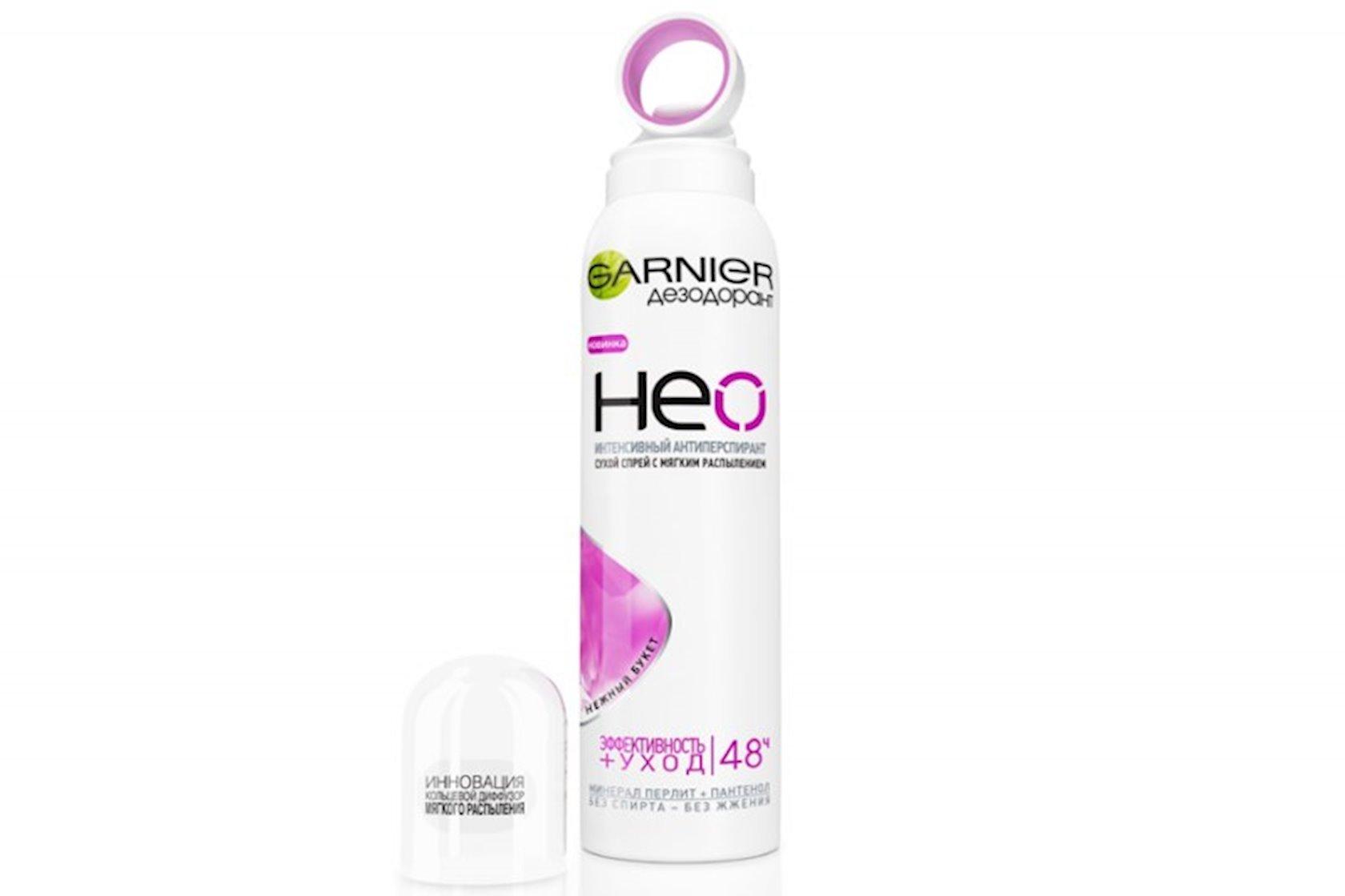 Dezodorant-antiperspirant sprey Garnier Neo zərif buket 150 ml