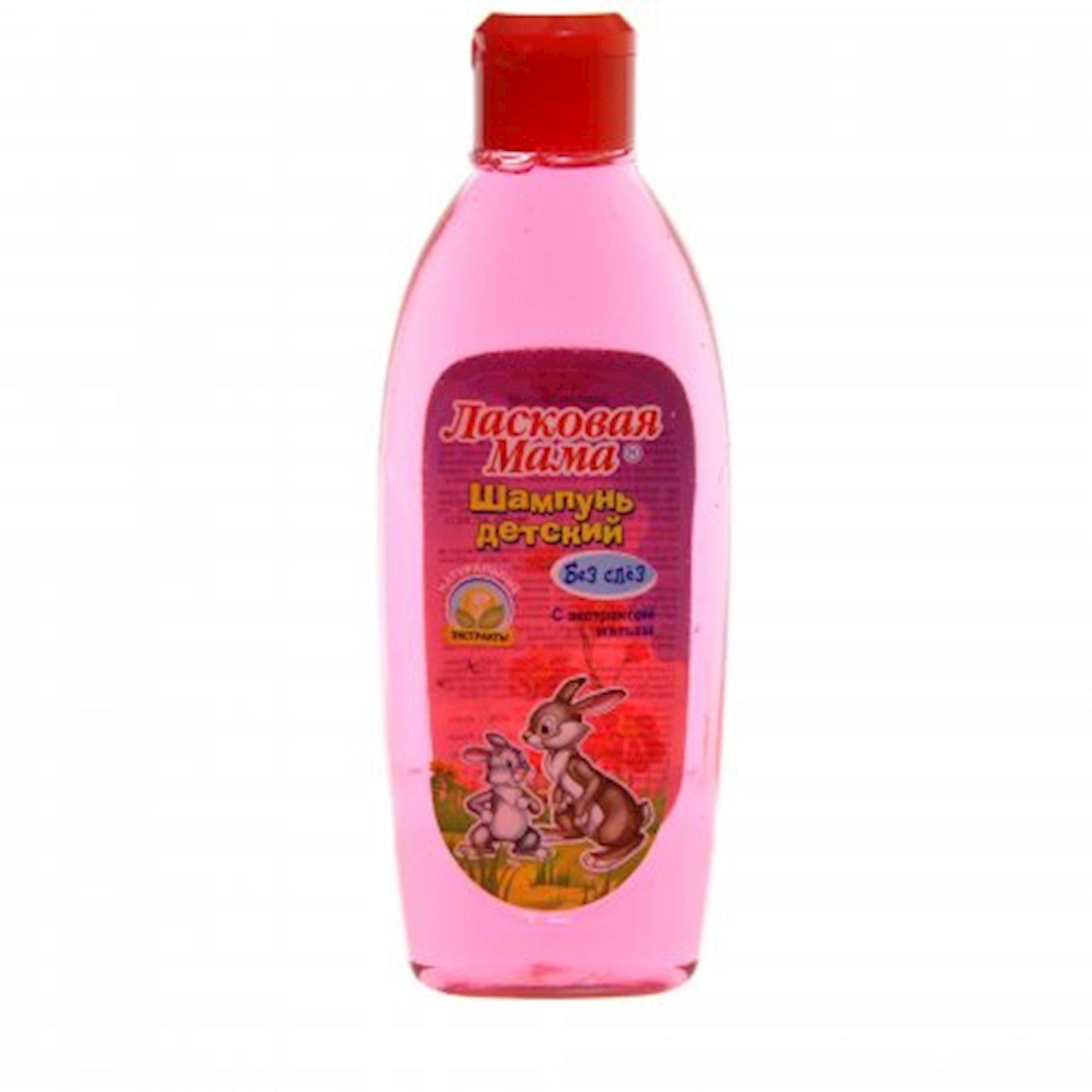 Şampun Ласковая мама əməköməci cövhəri ilə, 250 ml