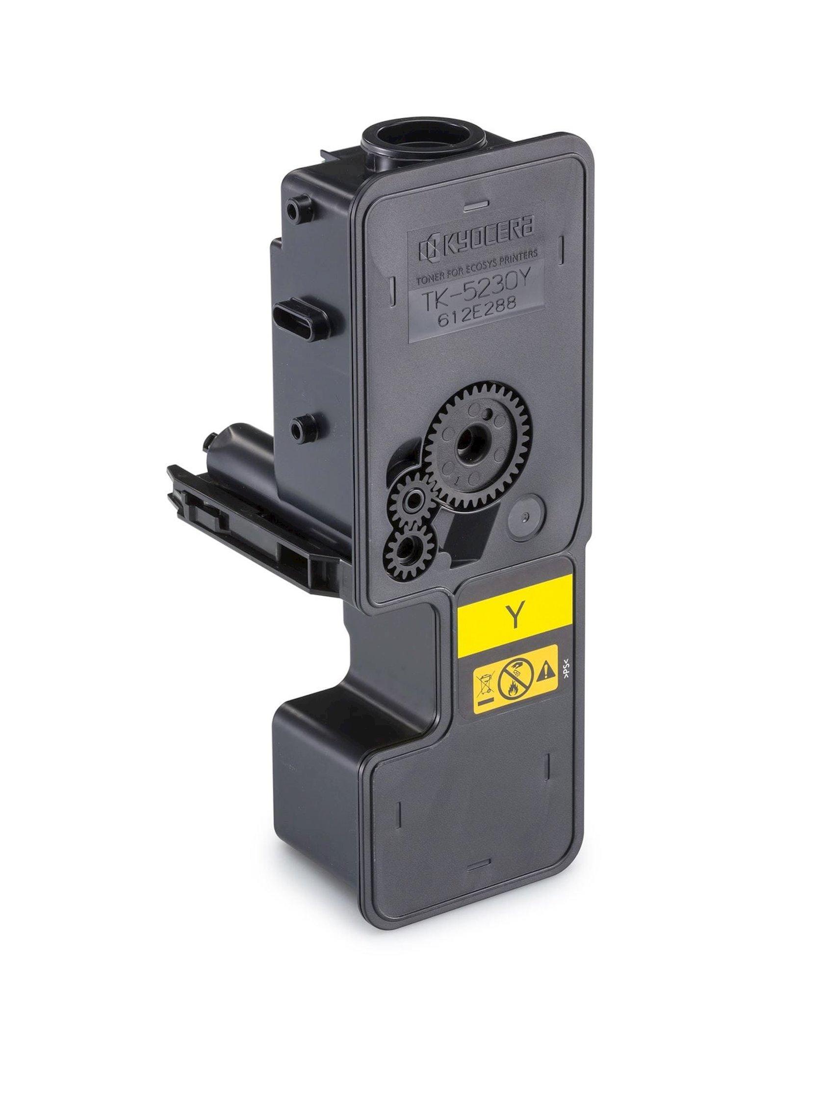 Toner-kartric Kyocera TK-5230 Yellow