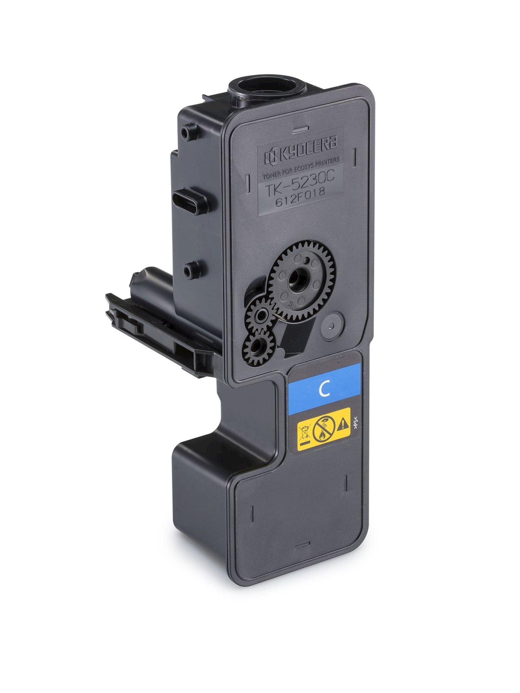 Toner-kartric Kyocera TK-5230C Black