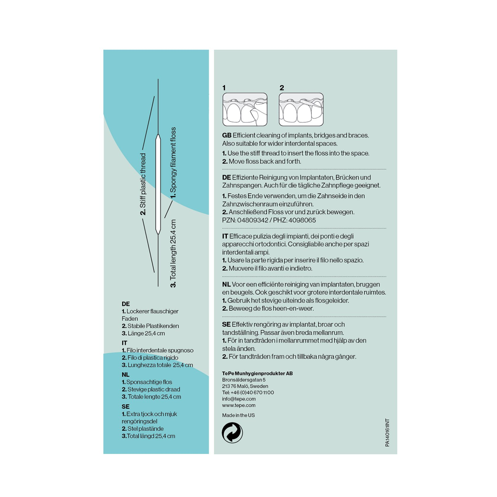 Diş ipi Tepe Bridge & Implant