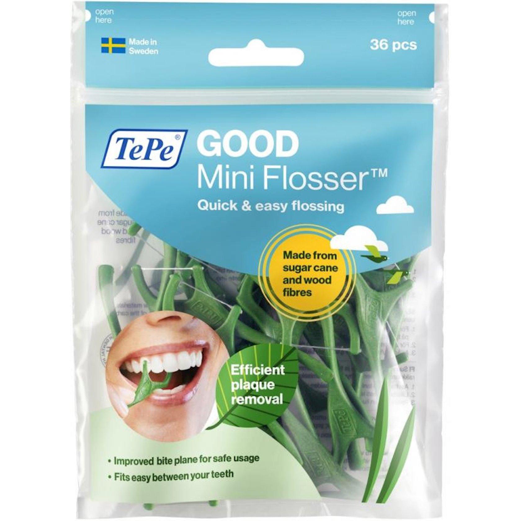 Mini-flosser TePe GOOD Mini flosser 36əd