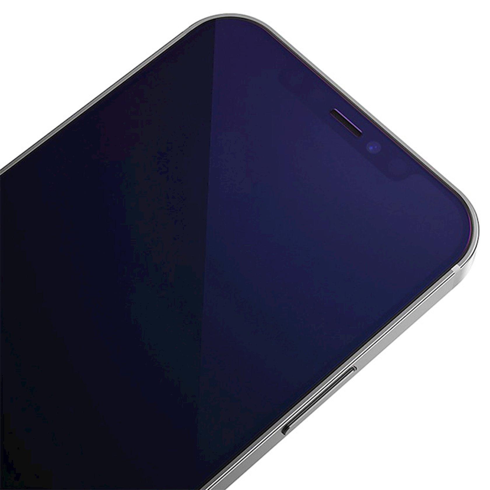 Qoruyucu şüşə Blueo Anti-blue Full Cover Apple iPhone 12 mini üçün