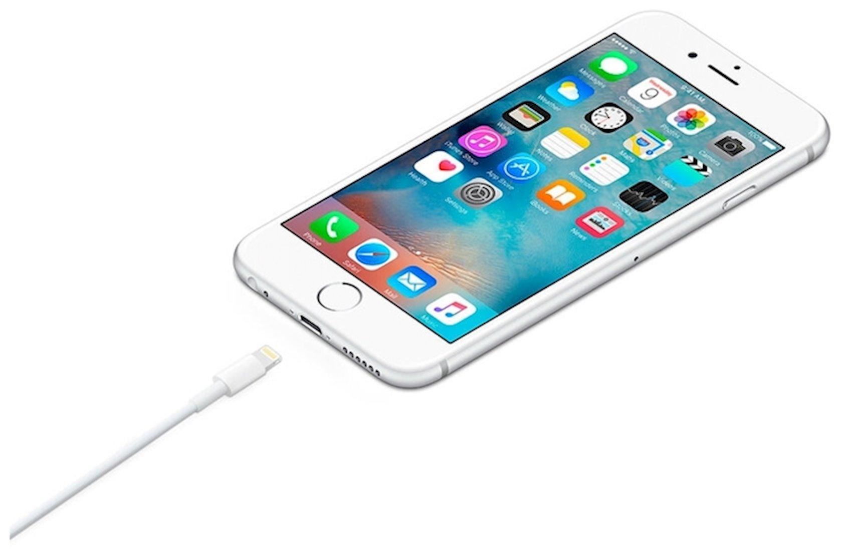 Kabel Apple USB - Lightning (MXLY2ZM/A) 1 m
