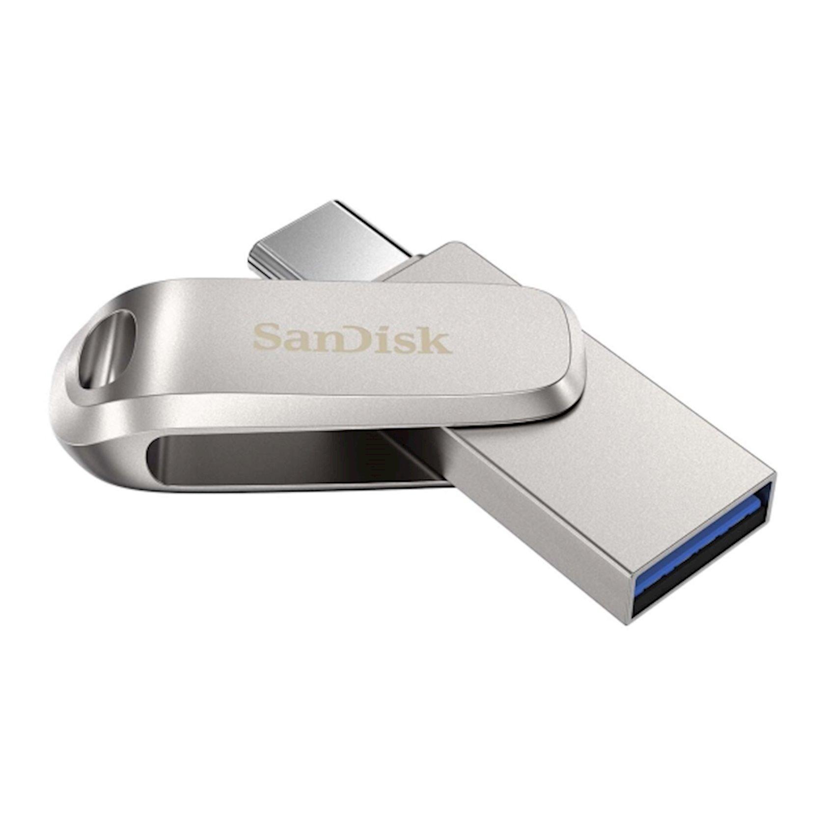 Fleş kart SanDisk 32GB Ultra Dual Drive Luxe