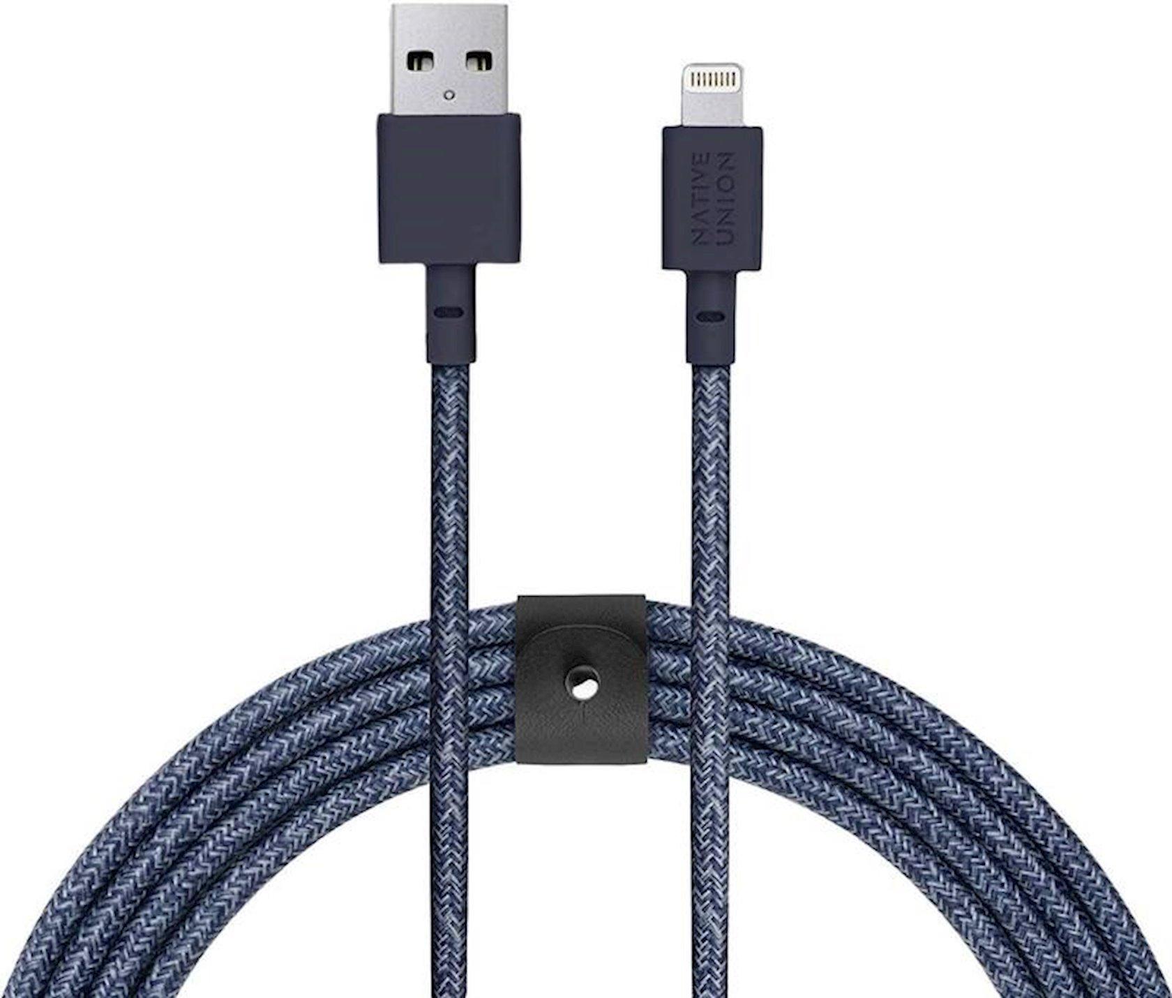 Kabel Native Union XL USB Belt Cable Lightning MF 3m