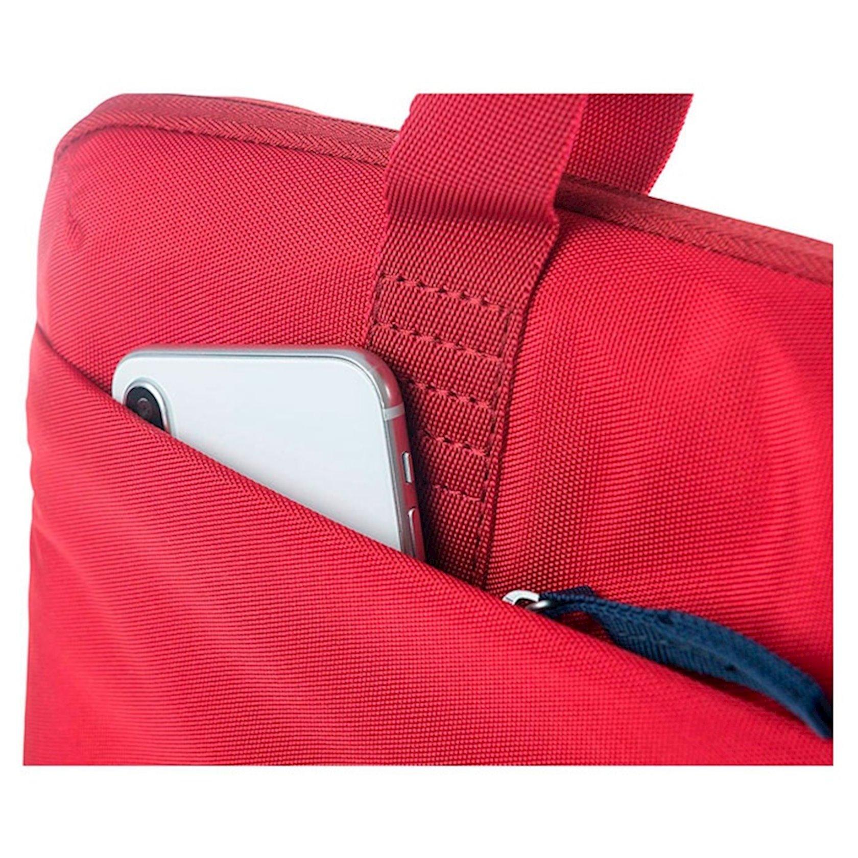 Noutbuk çantası Tucano Smilza Red