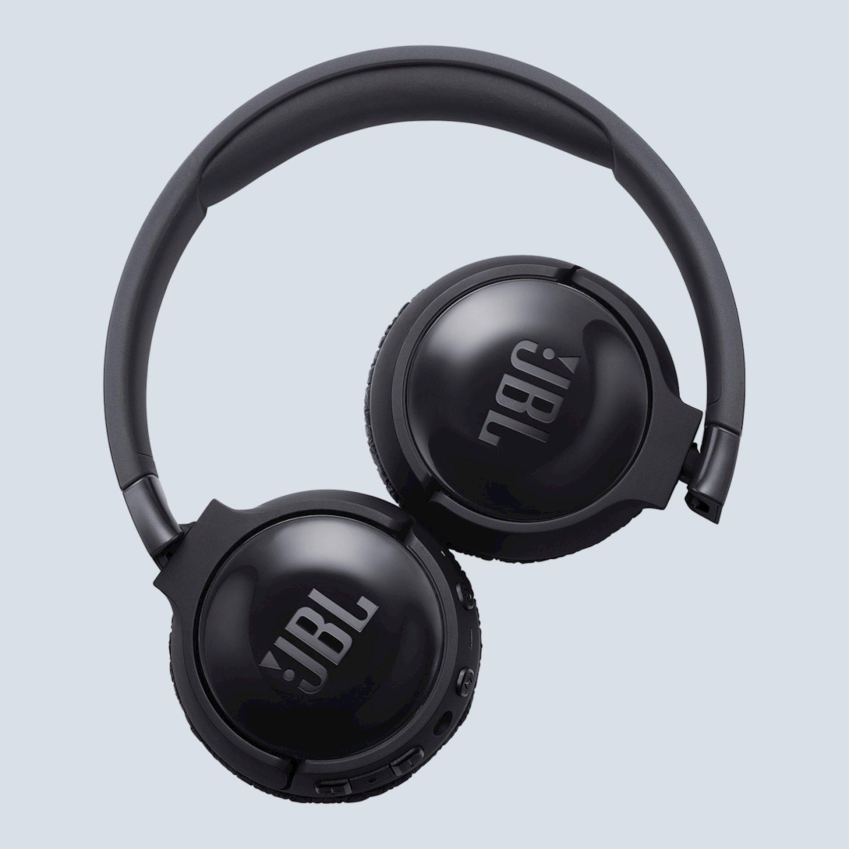 Simsiz qulaqlıqlar JBLTune 600BTNC Wireless On-Ear Headphones Black