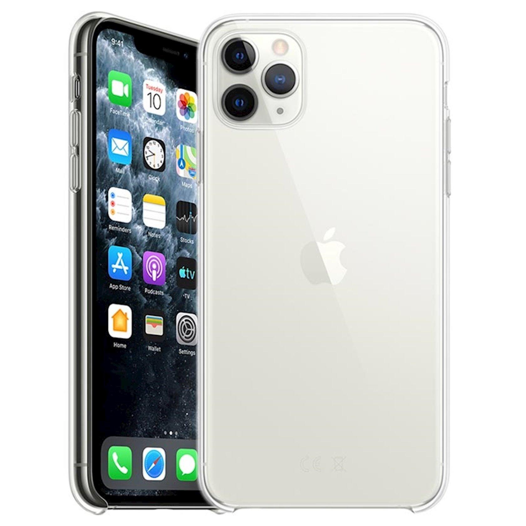 Çexol Apple iPhone 11 Pro Max Şəffaf