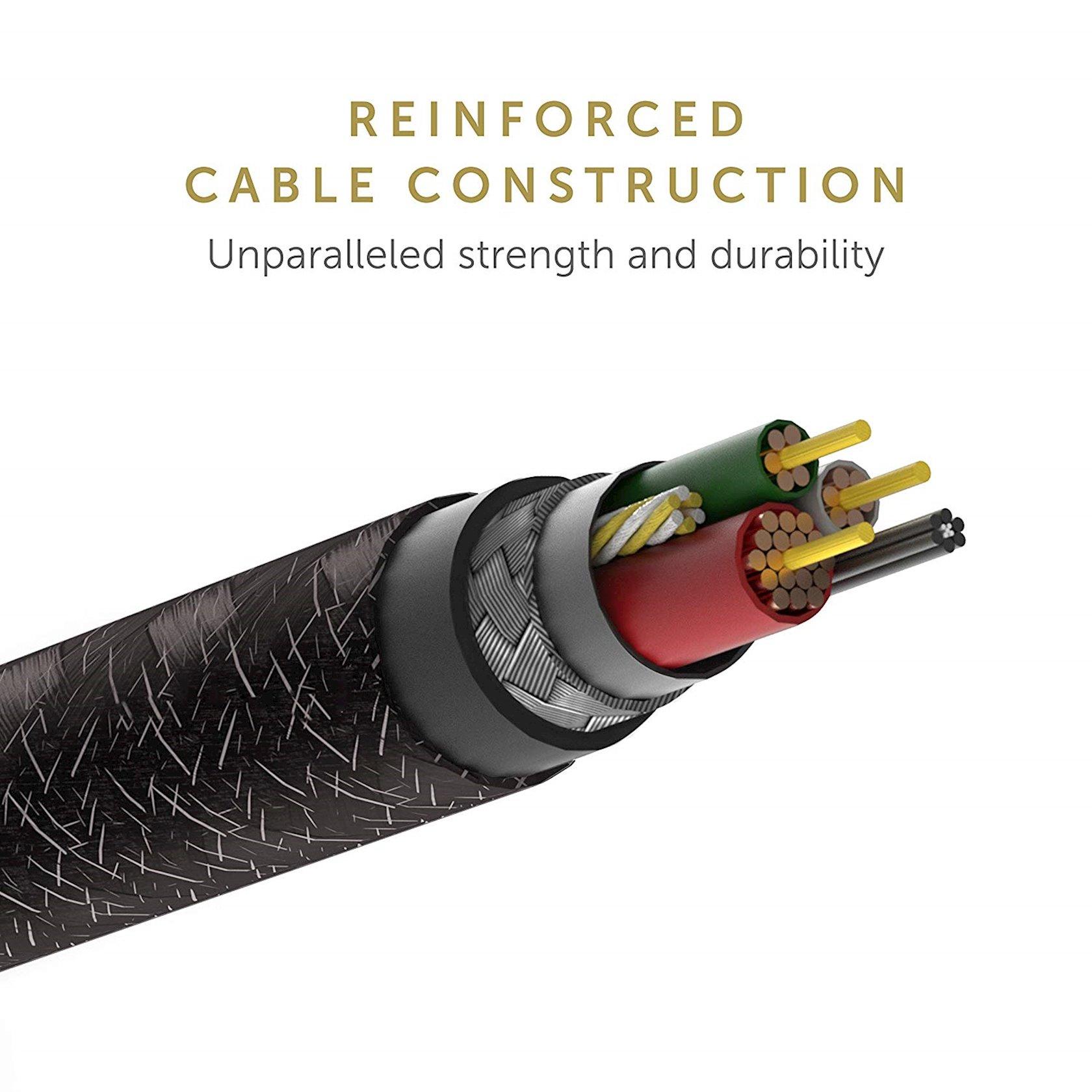 Kabel Native Union Belt Cable Lightning Cosmos Qara 3 m