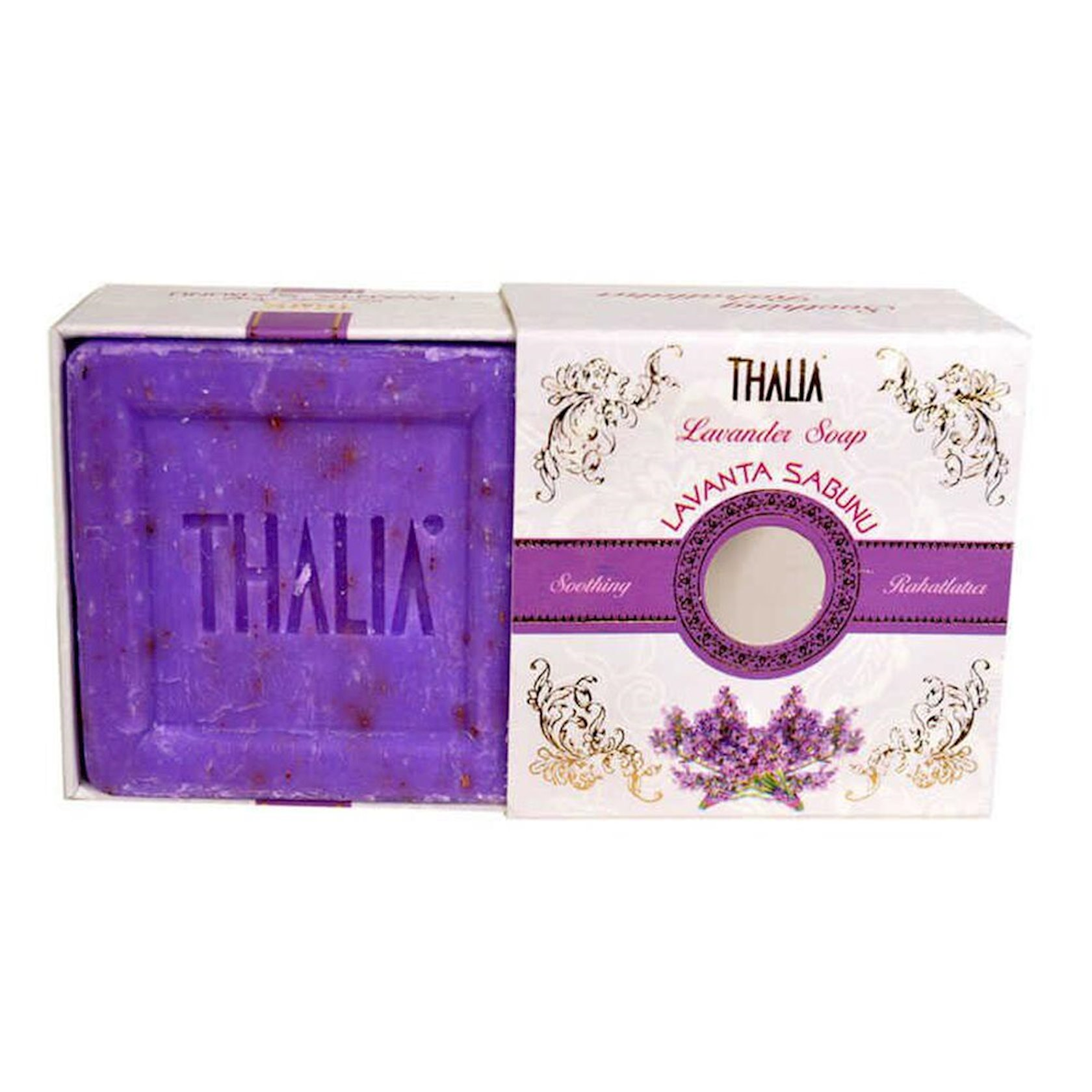 Natural sabun Thalia Relaxing Lavender 150 qr