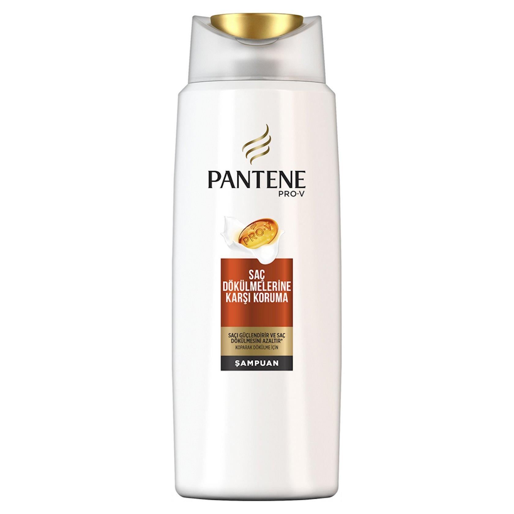 Şampun saç tökülməsindən qoruma Pantene 500 ml