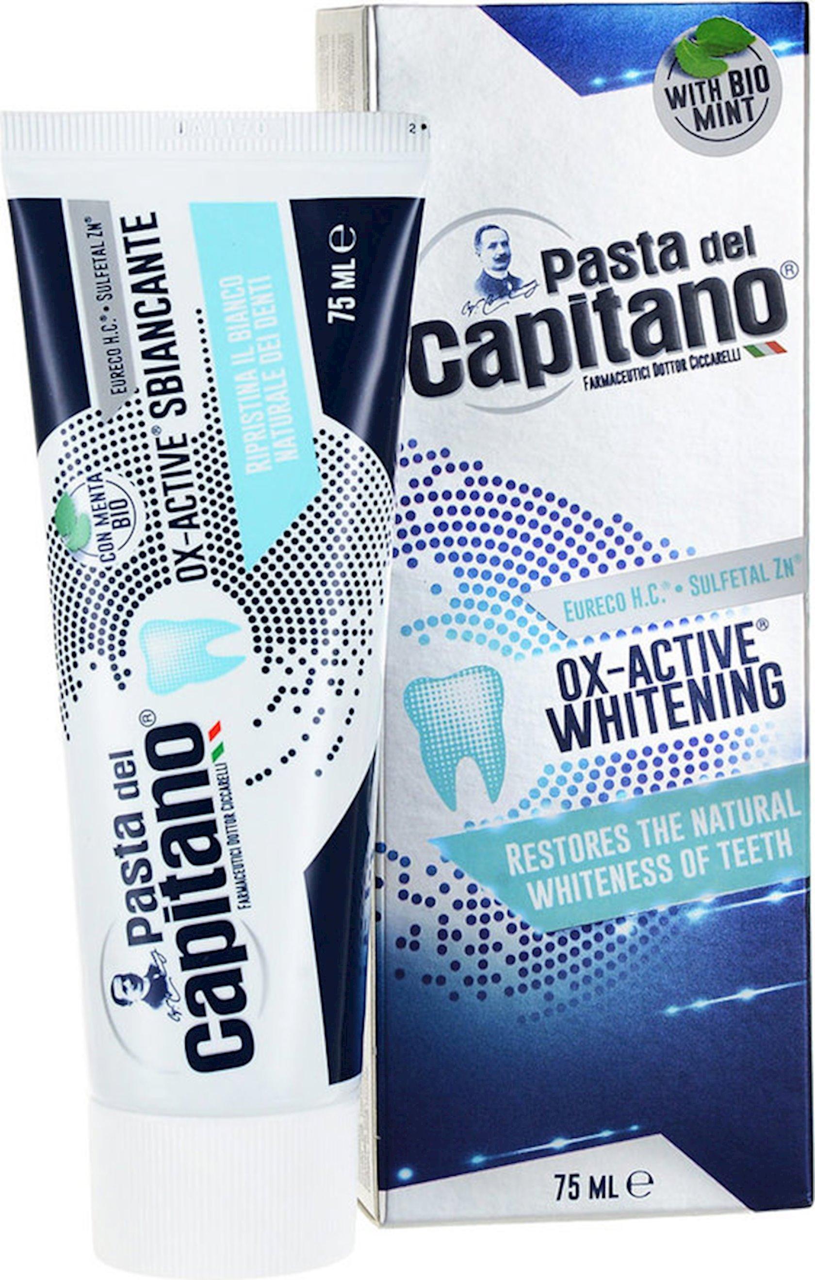 Diş pastası Pasta Del Capitano Ox-Active Whitening