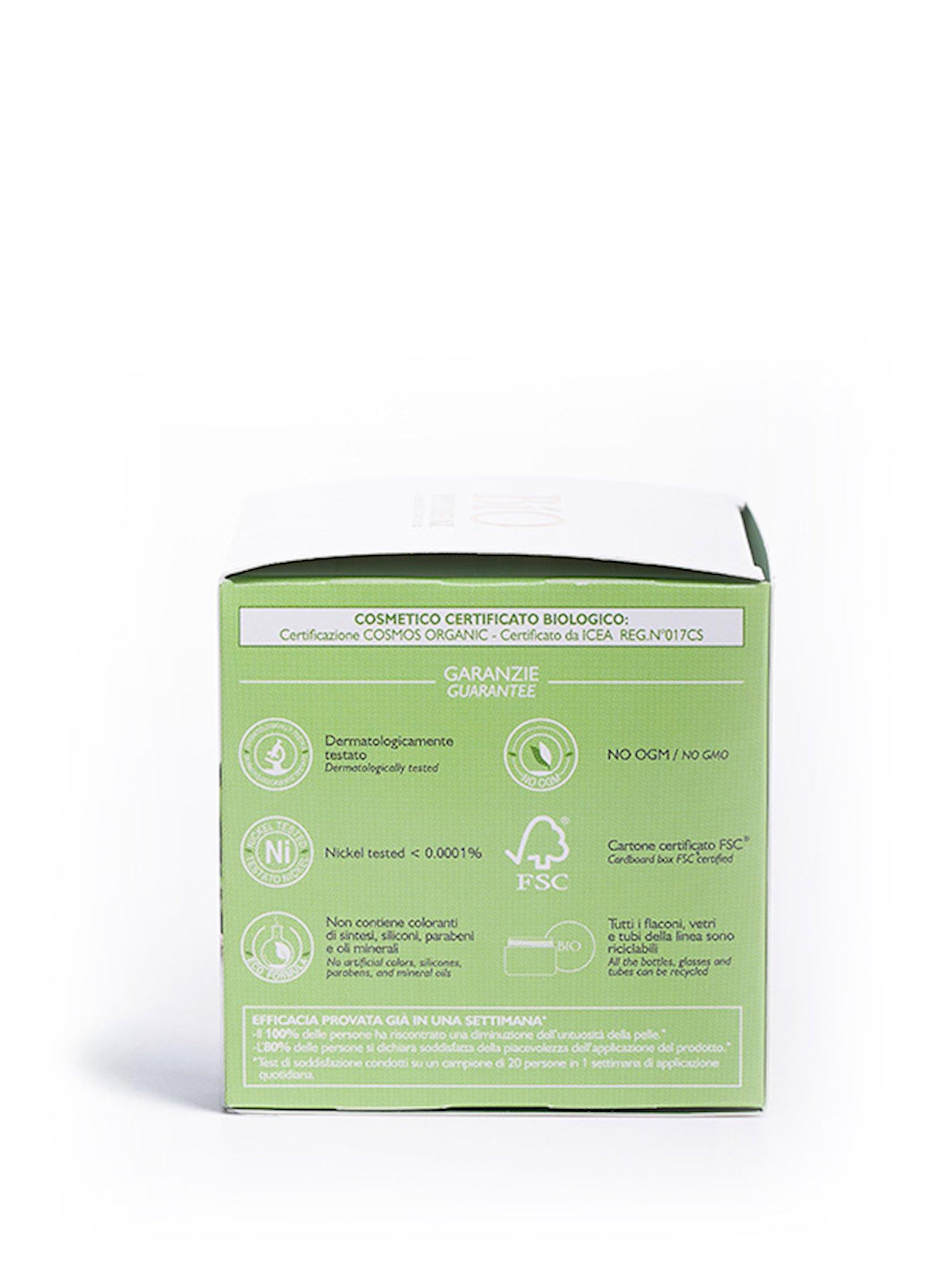 Üz üçün krem-gel Phytorelax Sebum Aloe Vera 50 ml
