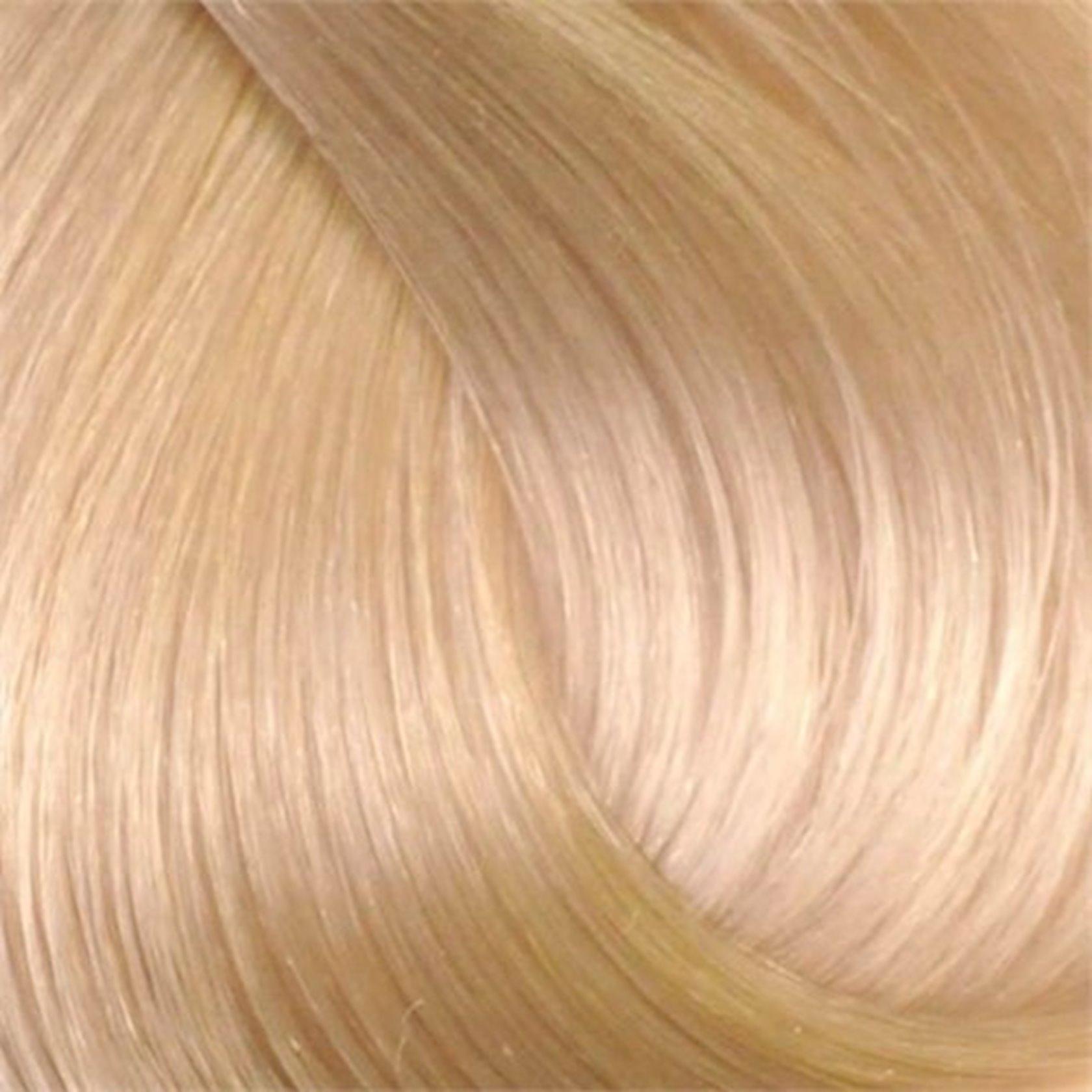 Saç üçün qalıcı krem boya Exicolor Permanent Hair Color Cream 100 ml №1001 Ekstra Küllü Açık Sarı, Ekstra kül açıq sarı