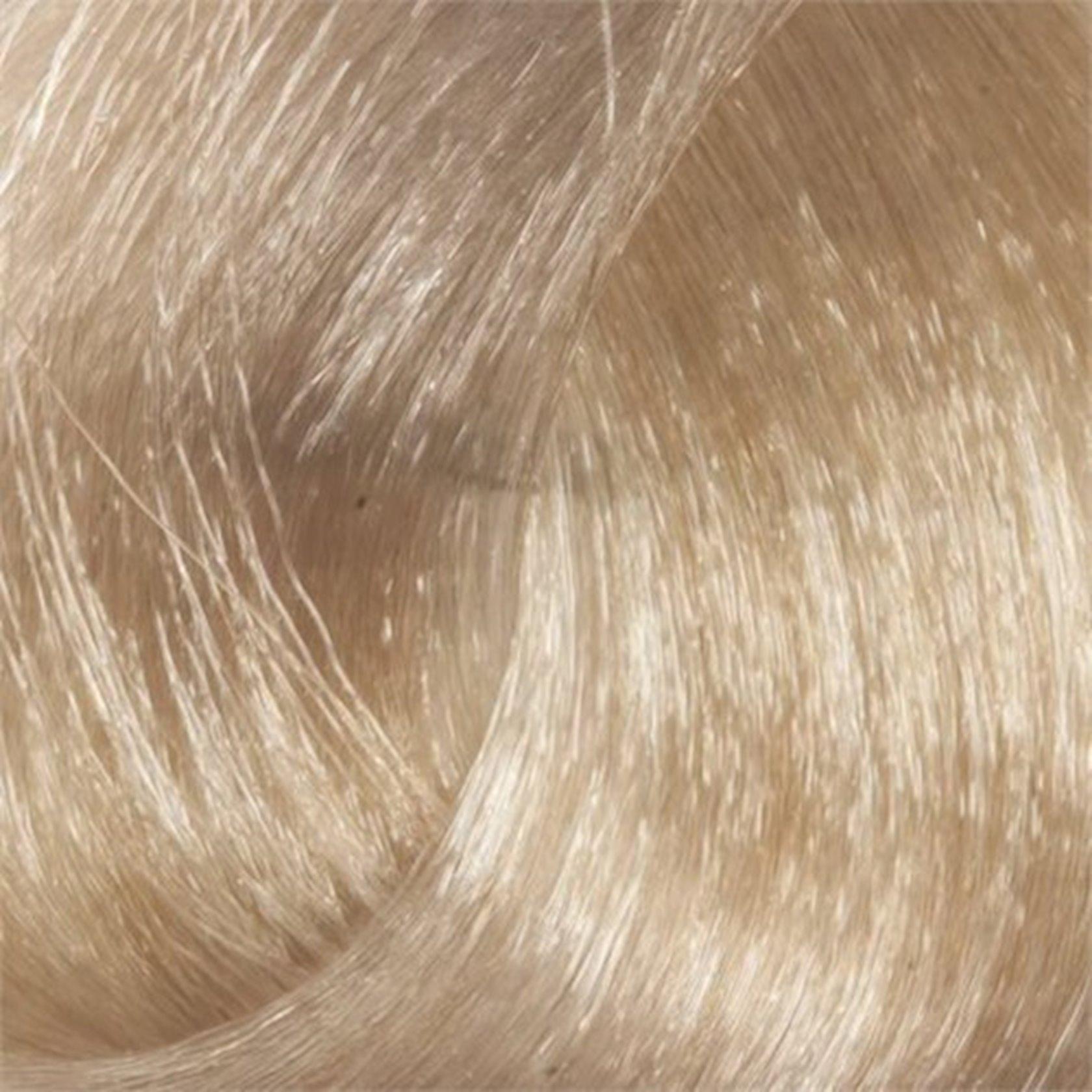 Saç üçün qalıcı krem boya Exicolor Permanent Hair Color Cream 100 ml №12.01 Yoğun Küllü Süper Açici, İntensiv kül super açıcı