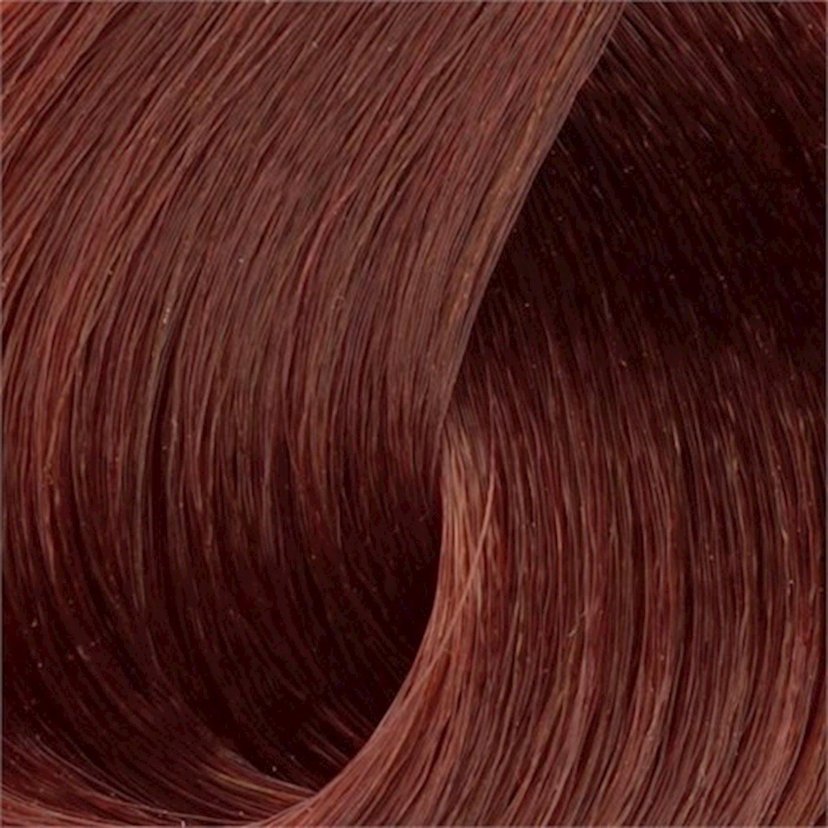 Saç üçün qalıcı krem boya Exicolor Permanent Hair Color Cream 100 ml №6.7 Çikolata Kahve, Şokoladlı qəhvə