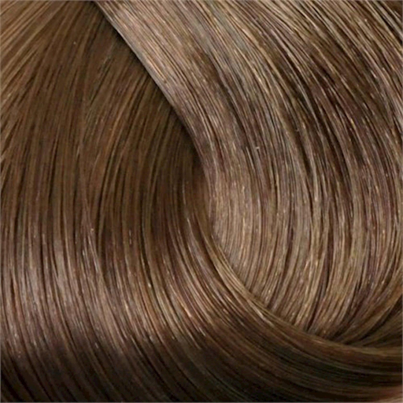 Saç üçün qalıcı krem boya Exicolor Permanent Hair Color Cream 100 ml №7.79 Tütün Kumral, Tütün-şabalıdı