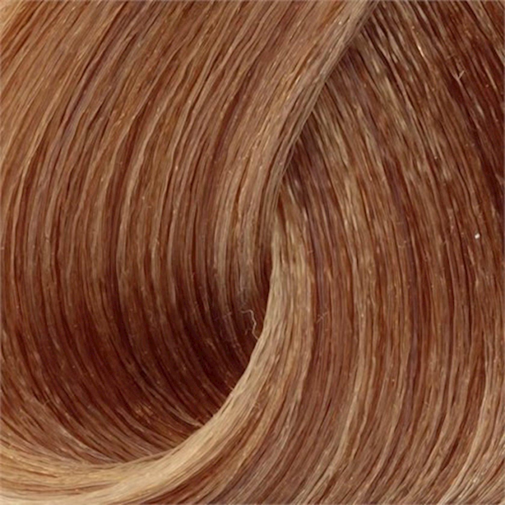 Saç üçün qalıcı krem boya Exicolor Permanent Hair Color Cream 100 ml №9 Açık Sarı, Açıq sarışın