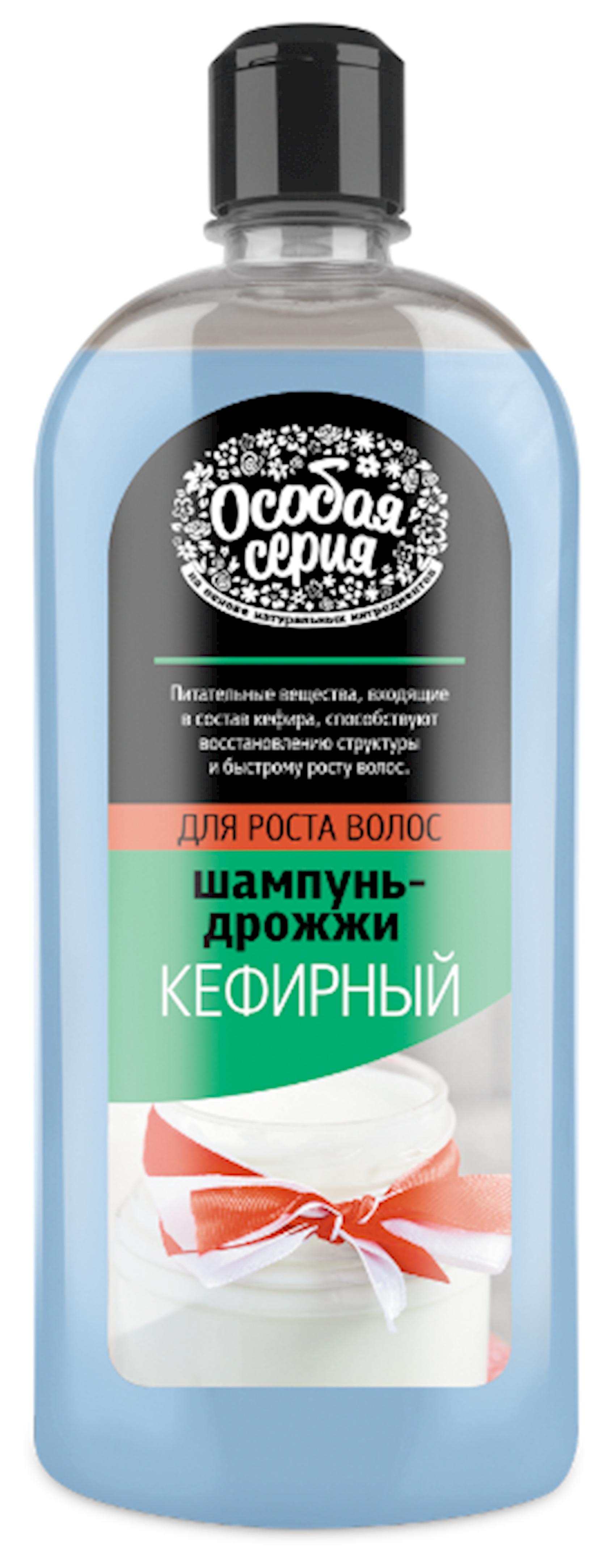 """Şampun """"Особая серия"""" kefir ilə 730 ml"""