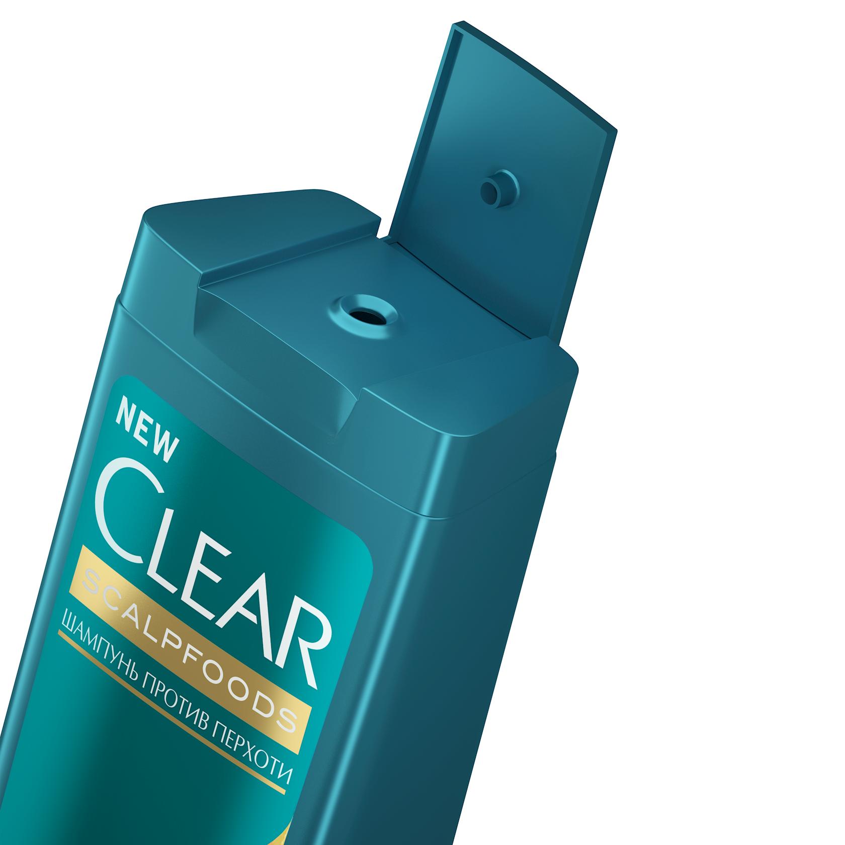 Şampun kəpəyə qarşı Clear Detoks Nəmləndirici 400 ml