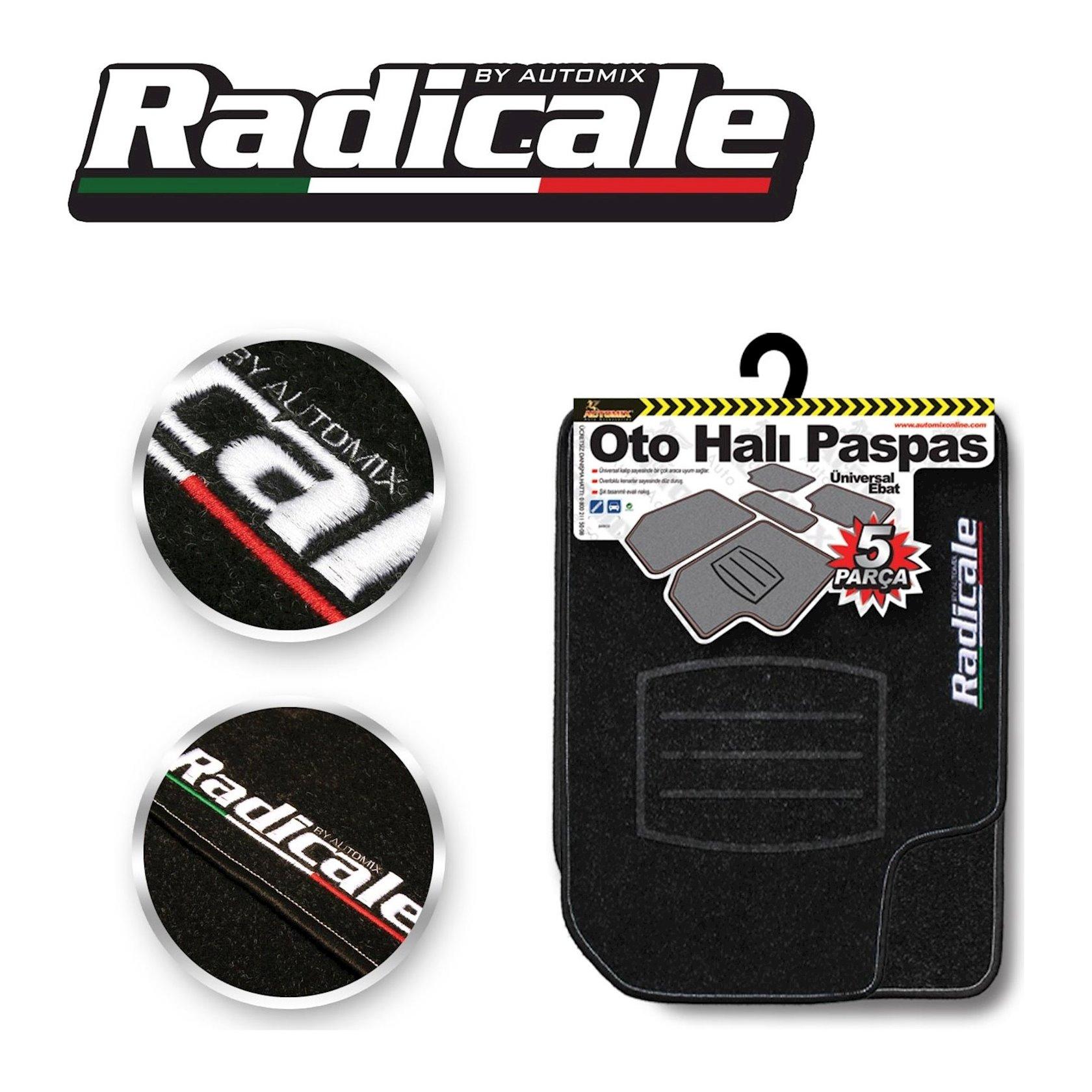 Ayaqaltı avtomobil üçün Automix Radicale