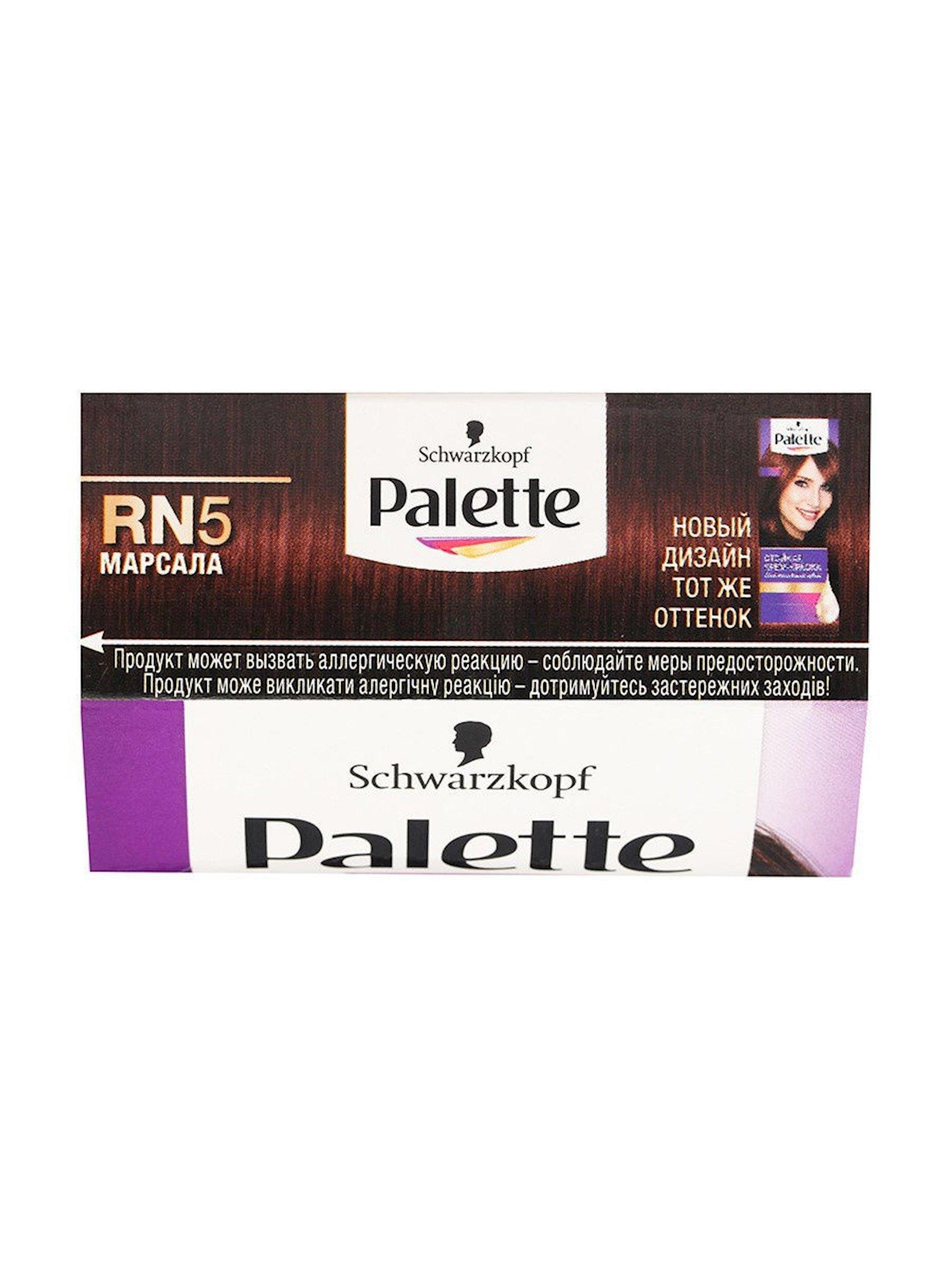 Davamlı krem-boya Palette RN5 (6-80) Marsala 110 ml