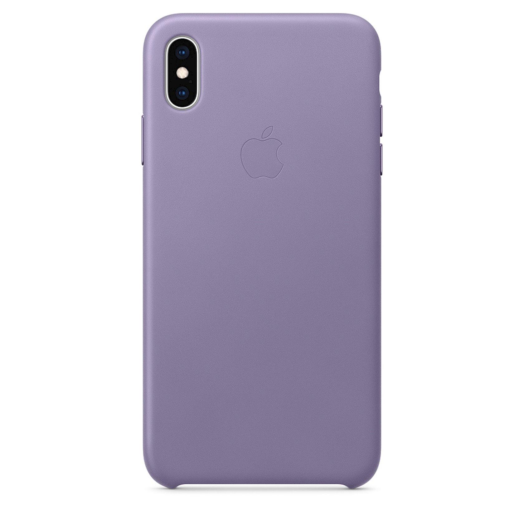 Dəri çexol İPhone XS Max Yasəmən