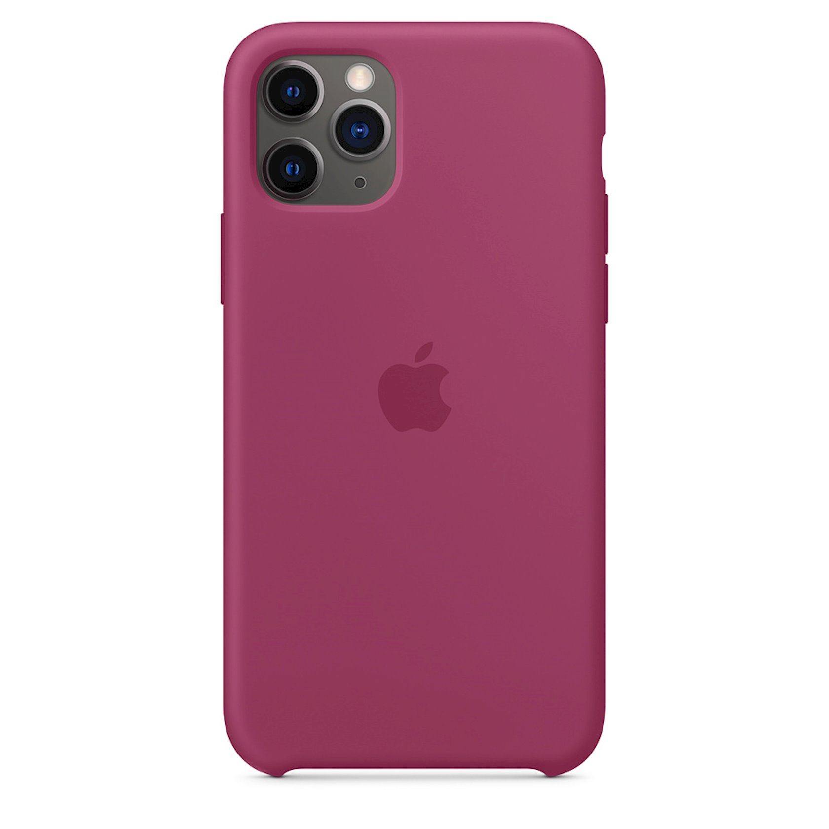 Çexol  Apple iPhone 11 Pro üçün Silicone Case Pomegranate