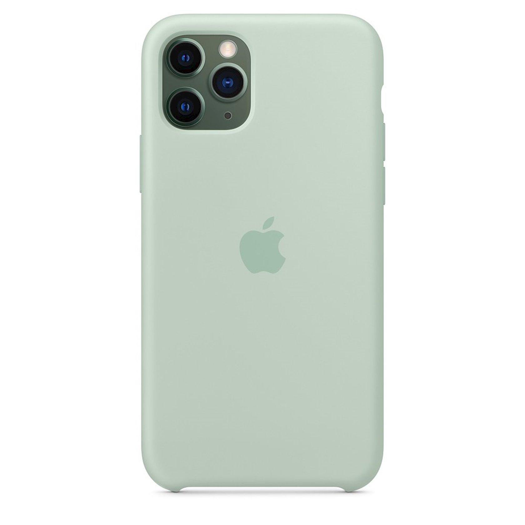 Silikon çexol Apple Iphone 11 pro Beryl