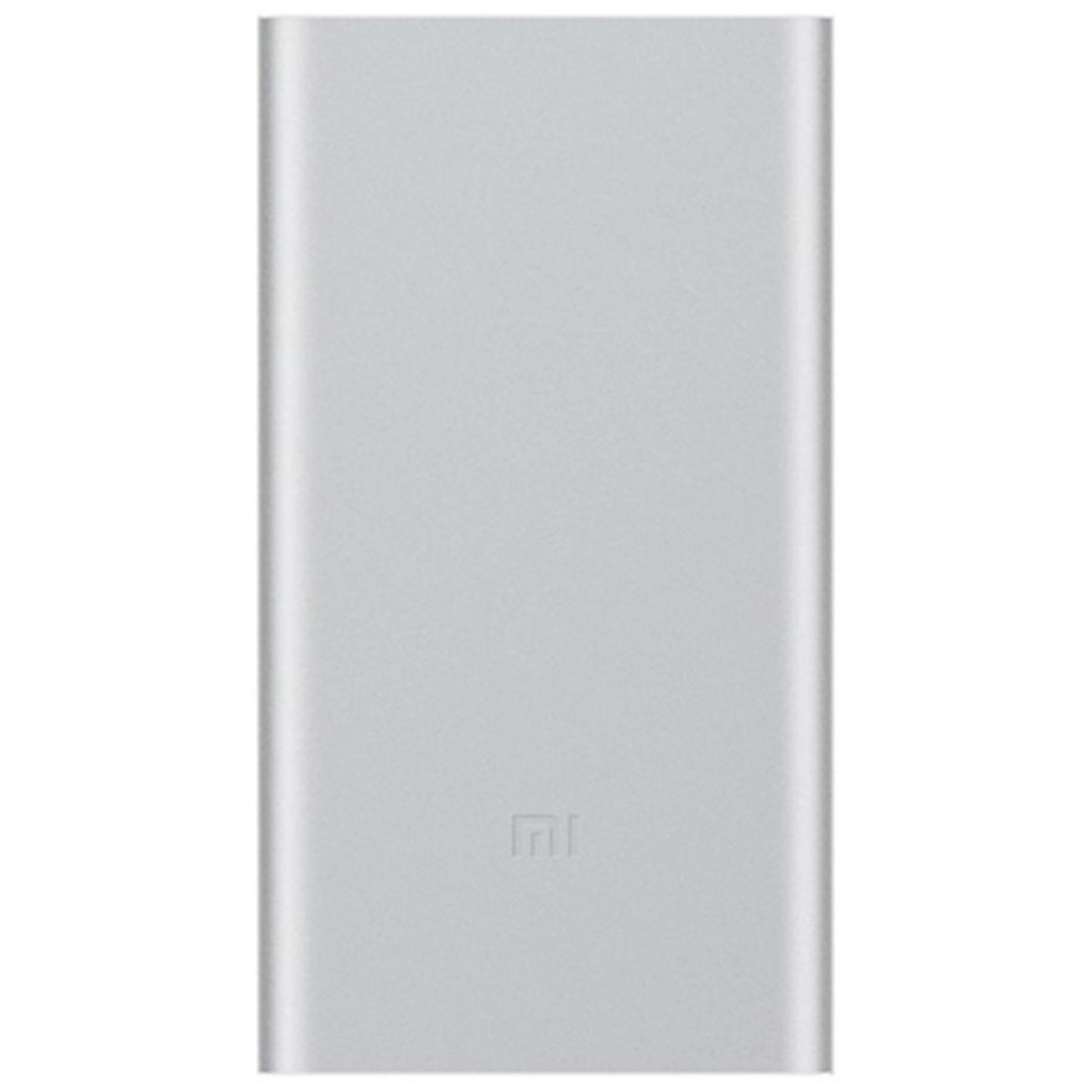 Xarici akkumulyator Xiaomi Mi Power Bank 2 10000 mAs gümüşü