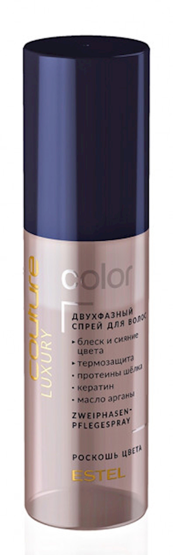 Saç üçün iki fazalı sprey Estel Professional Luxury Color Haute Couture 100 ml
